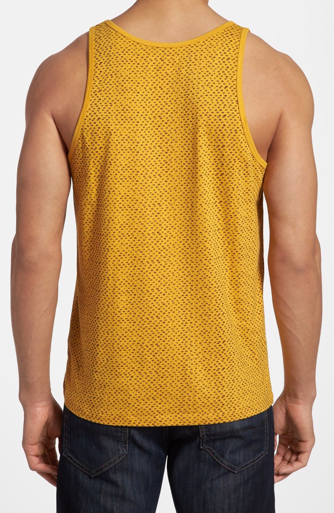 Alternate Image 2  - Obey 'Dotter' Dot Print Tank Top