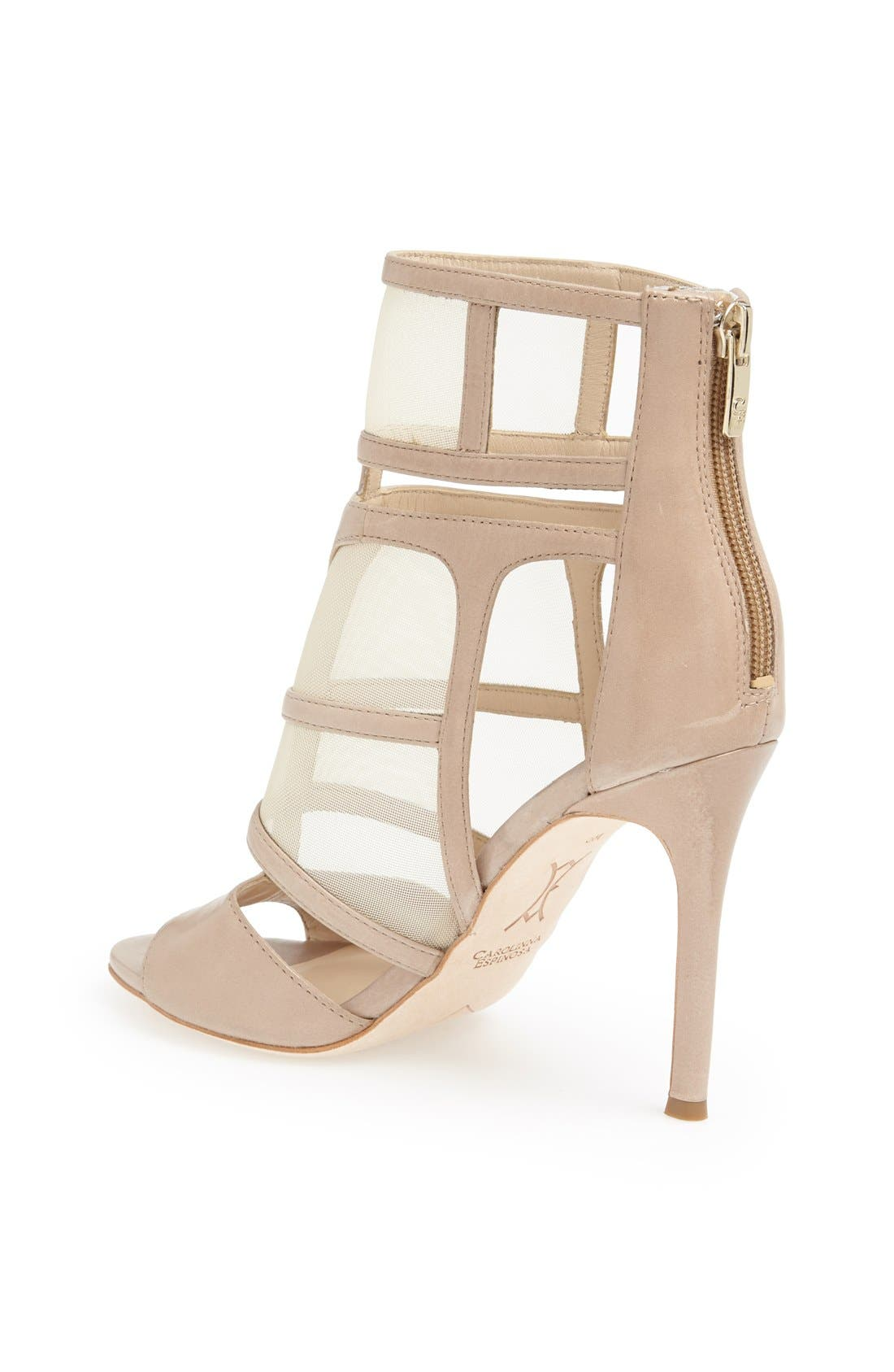 Alternate Image 2  - Carolinna Espinosa 'Sammy' Leather Sandal