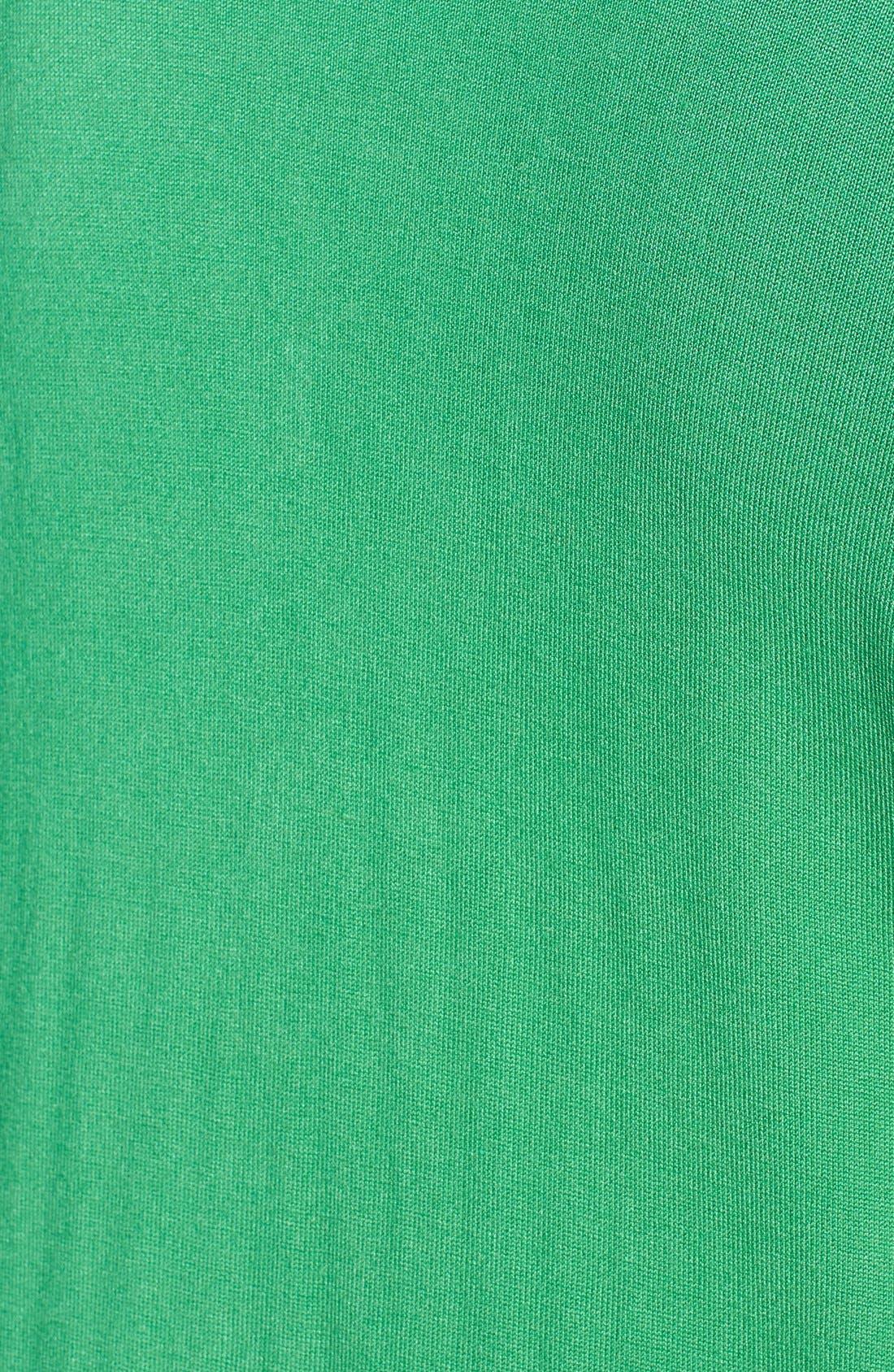 Alternate Image 3  - Sejour Lightweight Button Front Cardigan (Plus Size)