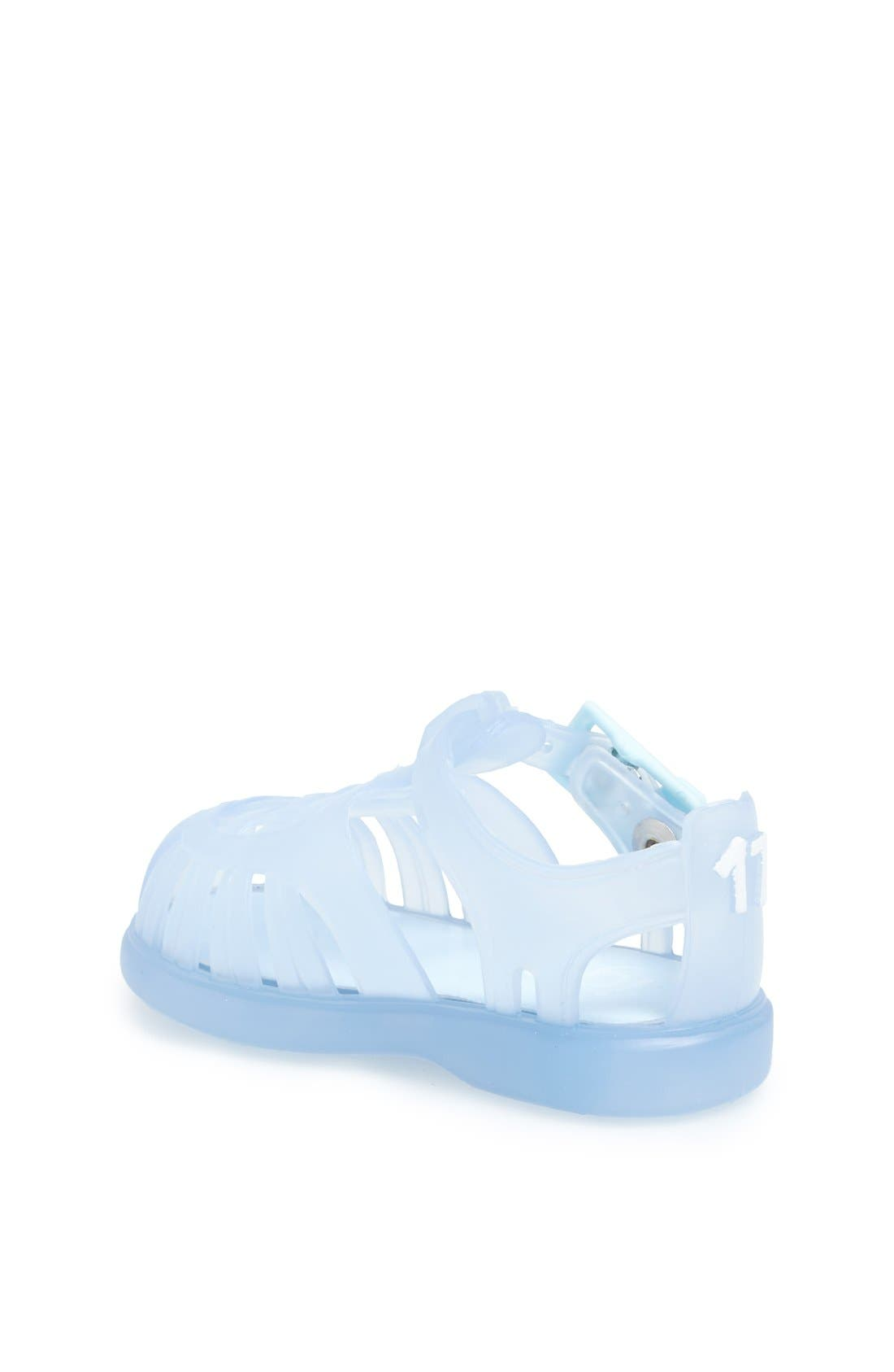 Alternate Image 2  - Igor 'Tobby' Fisherman Jelly Sandal (Toddler)
