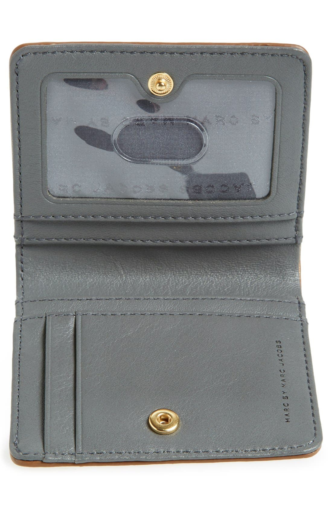 Alternate Image 2  - MARC BY MARC JACOBS 'Sophisticato - Emi' Saffiano Leather Wallet