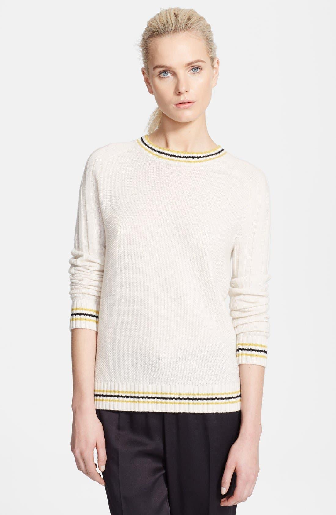 Alternate Image 1 Selected - Jason Wu Cashmere Sweater
