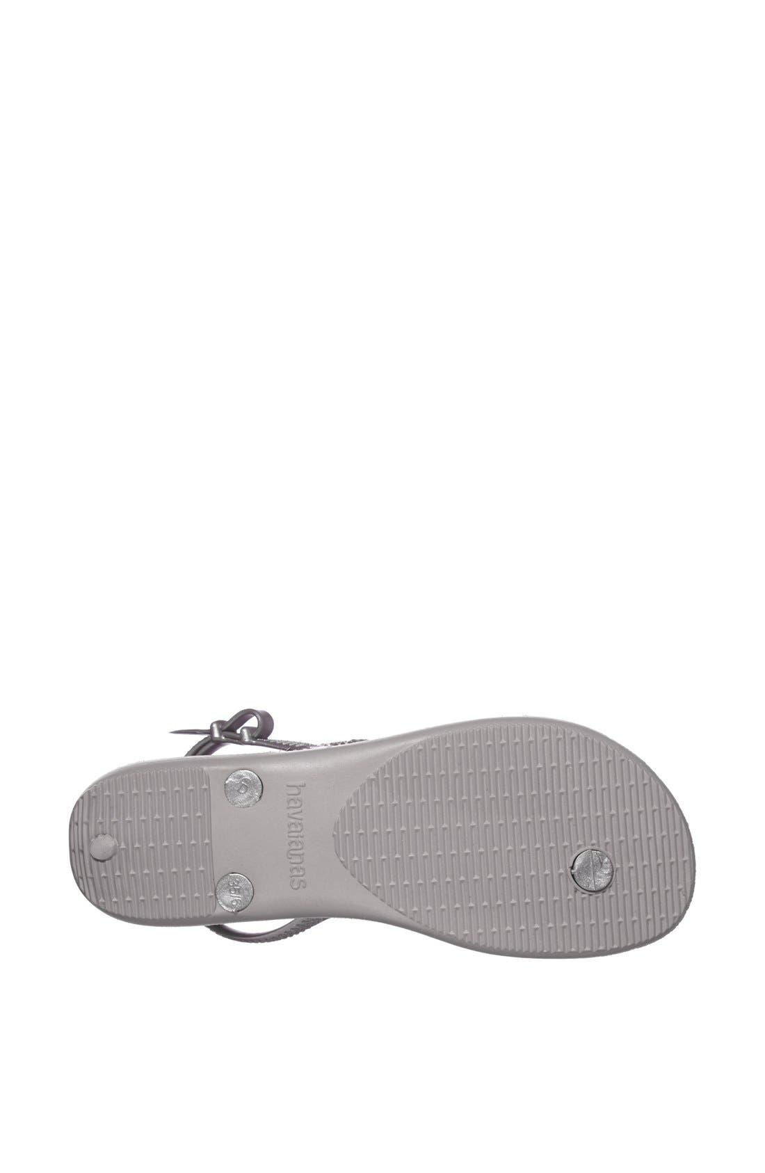 Alternate Image 4  - Havaianas 'Freedom' T-Strap Sandal