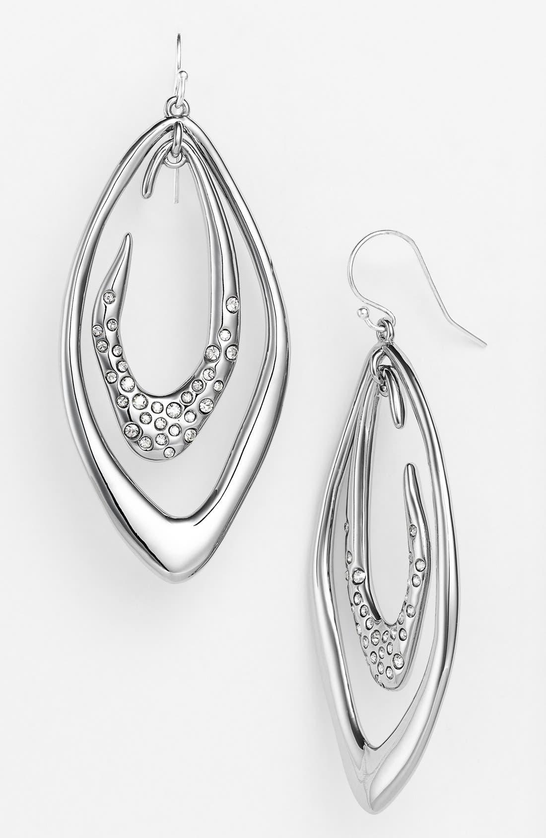 Alternate Image 1 Selected - Alexis Bittar 'Miss Havisham - Liquid' Orbiting Drop Earrings