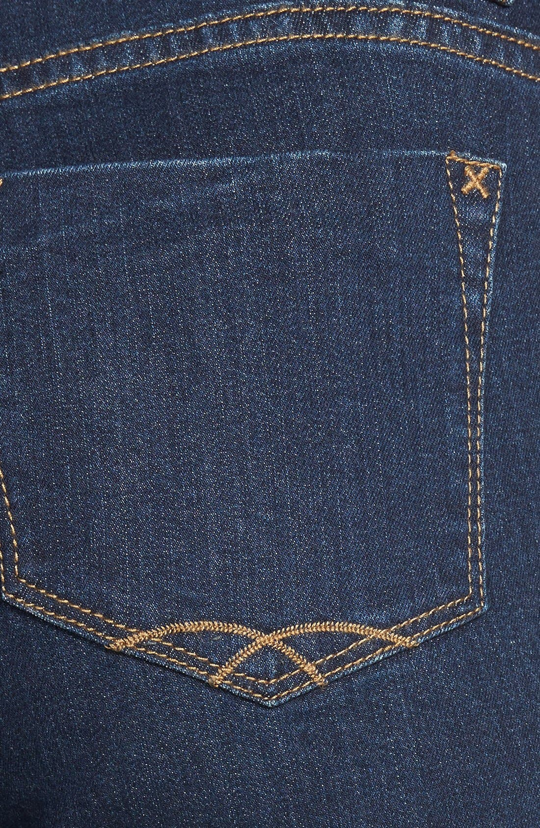 Alternate Image 3  - Christopher Blue 'Sophia' Stretch Skinny Jeans