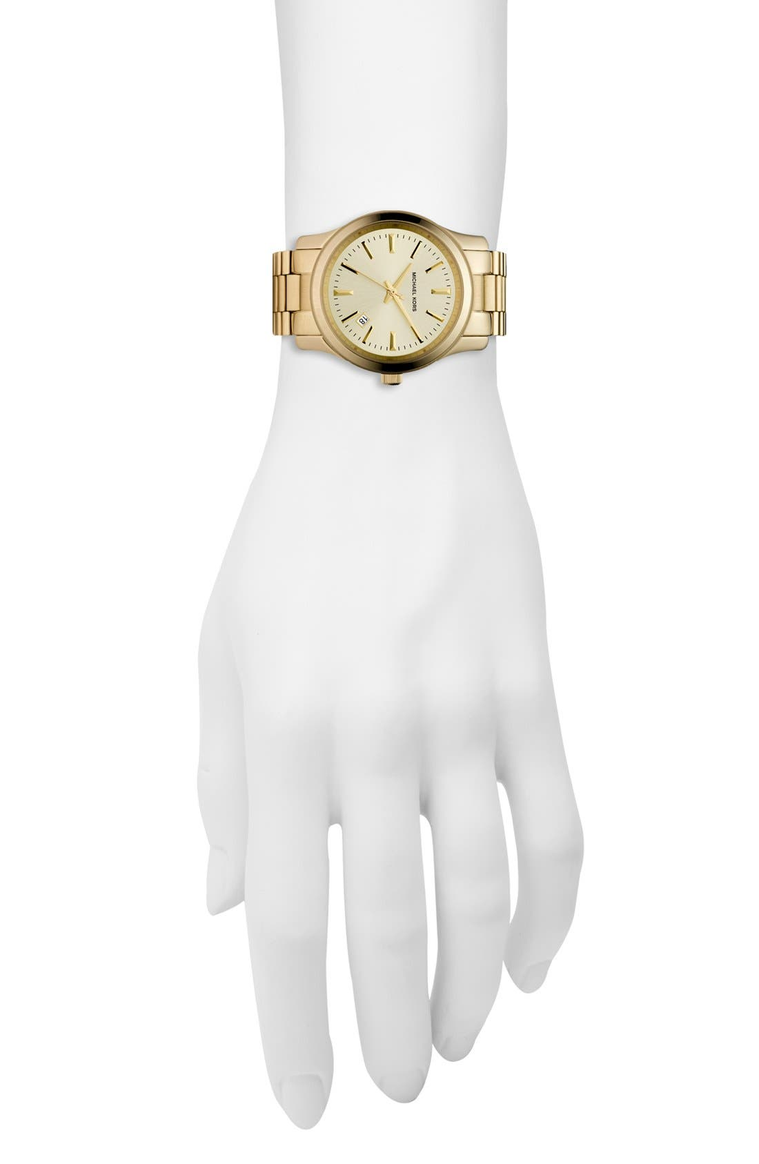 Alternate Image 4  - Michael Kors 'Jet Set Sport' Watch, 38mm