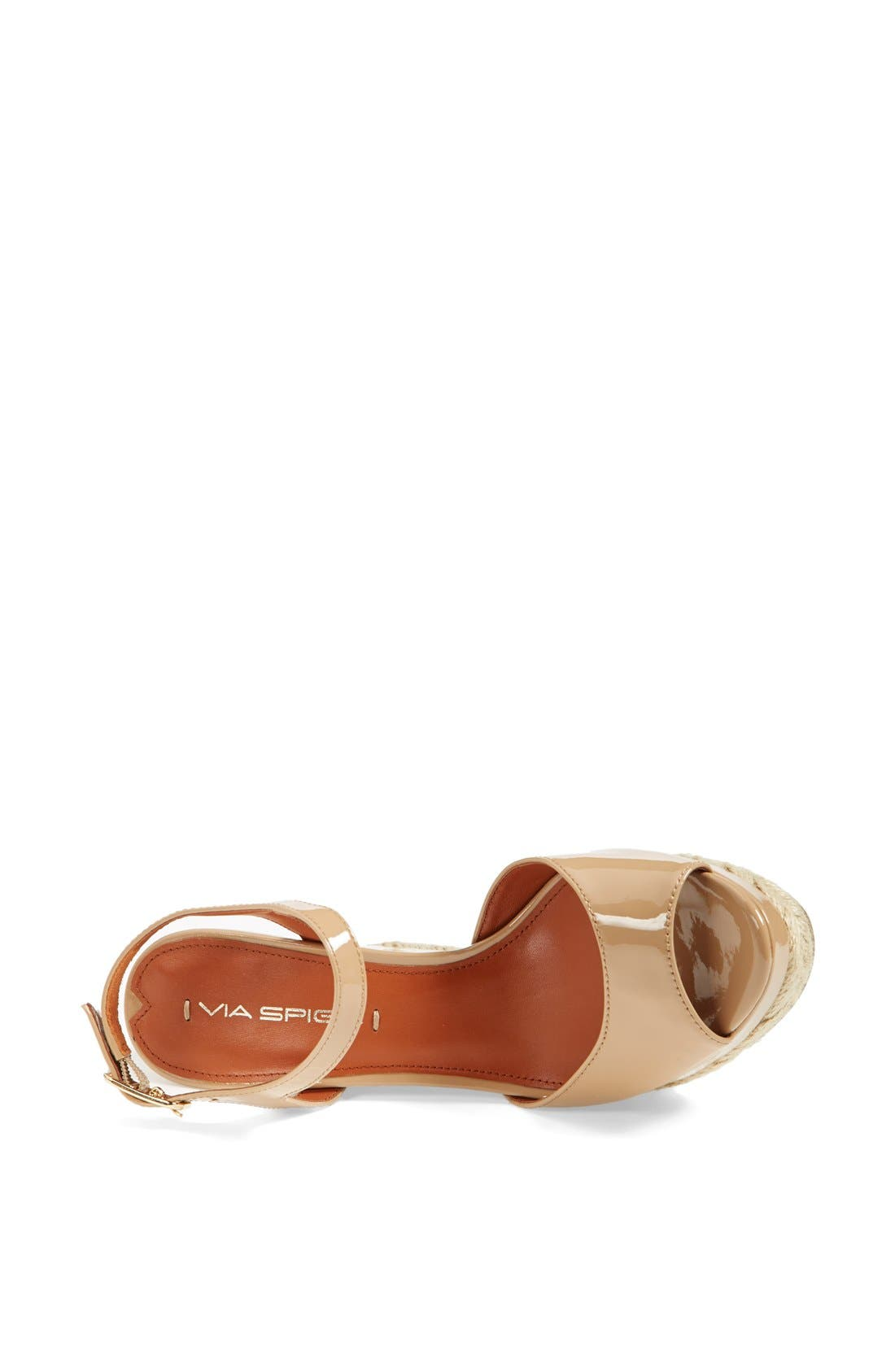 Alternate Image 4  - Via Spiga 'Melia' Wedge Sandal