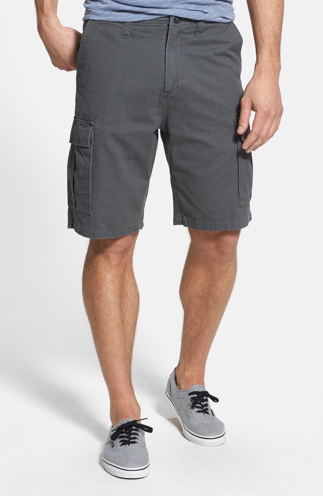 Alternate Image 1 Selected - Volcom 'Slargo' Cargo Shorts