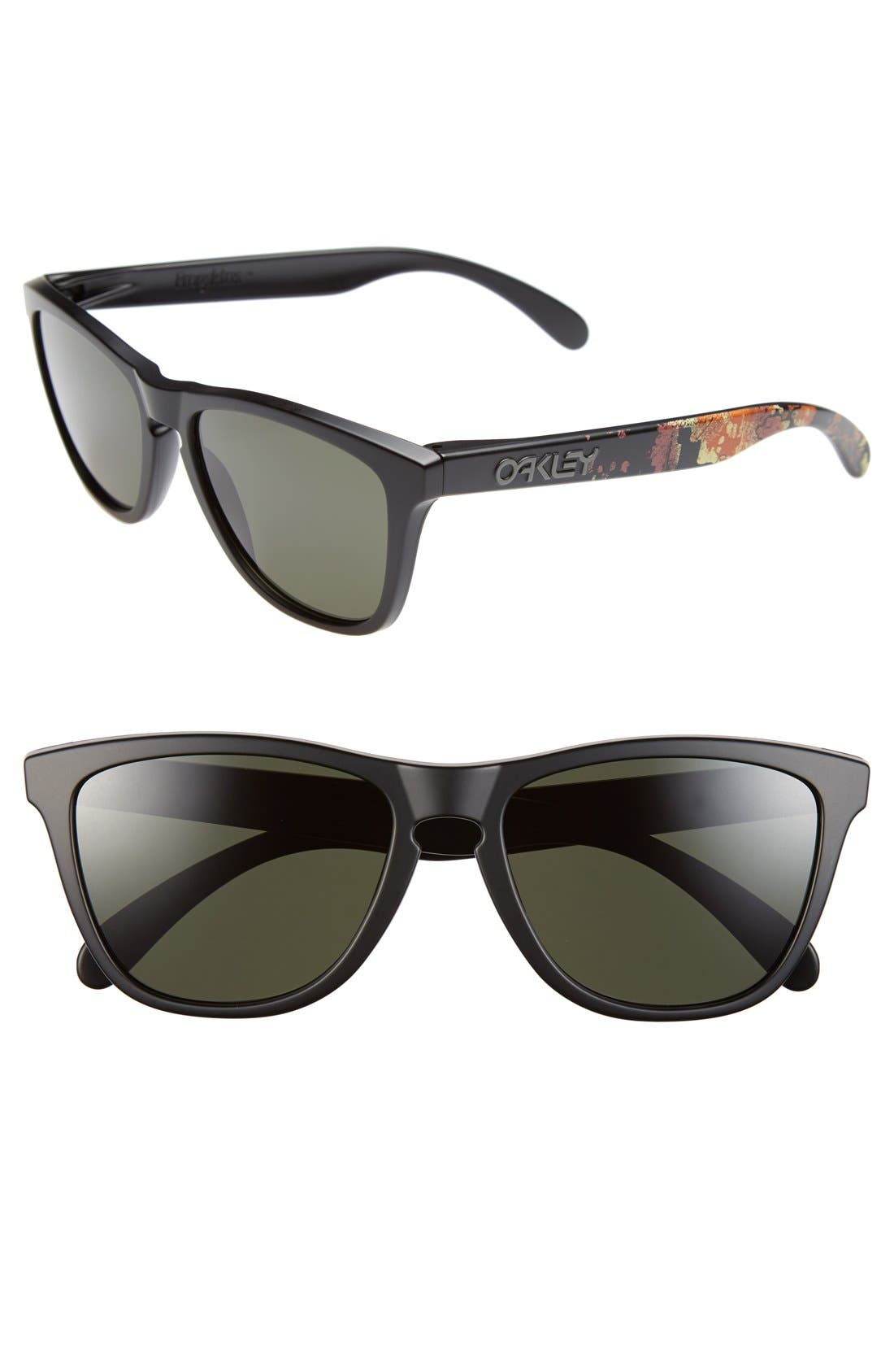 Alternate Image 1 Selected - Oakley 'Alpha Decay Frogskins™' 55mm Sunglasses