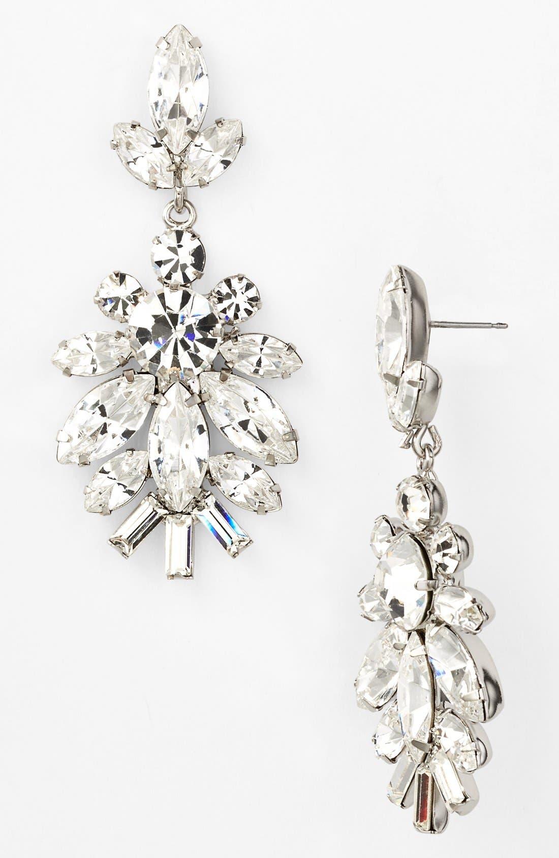 Alternate Image 1 Selected - Nordstrom Stone Drop Earrings