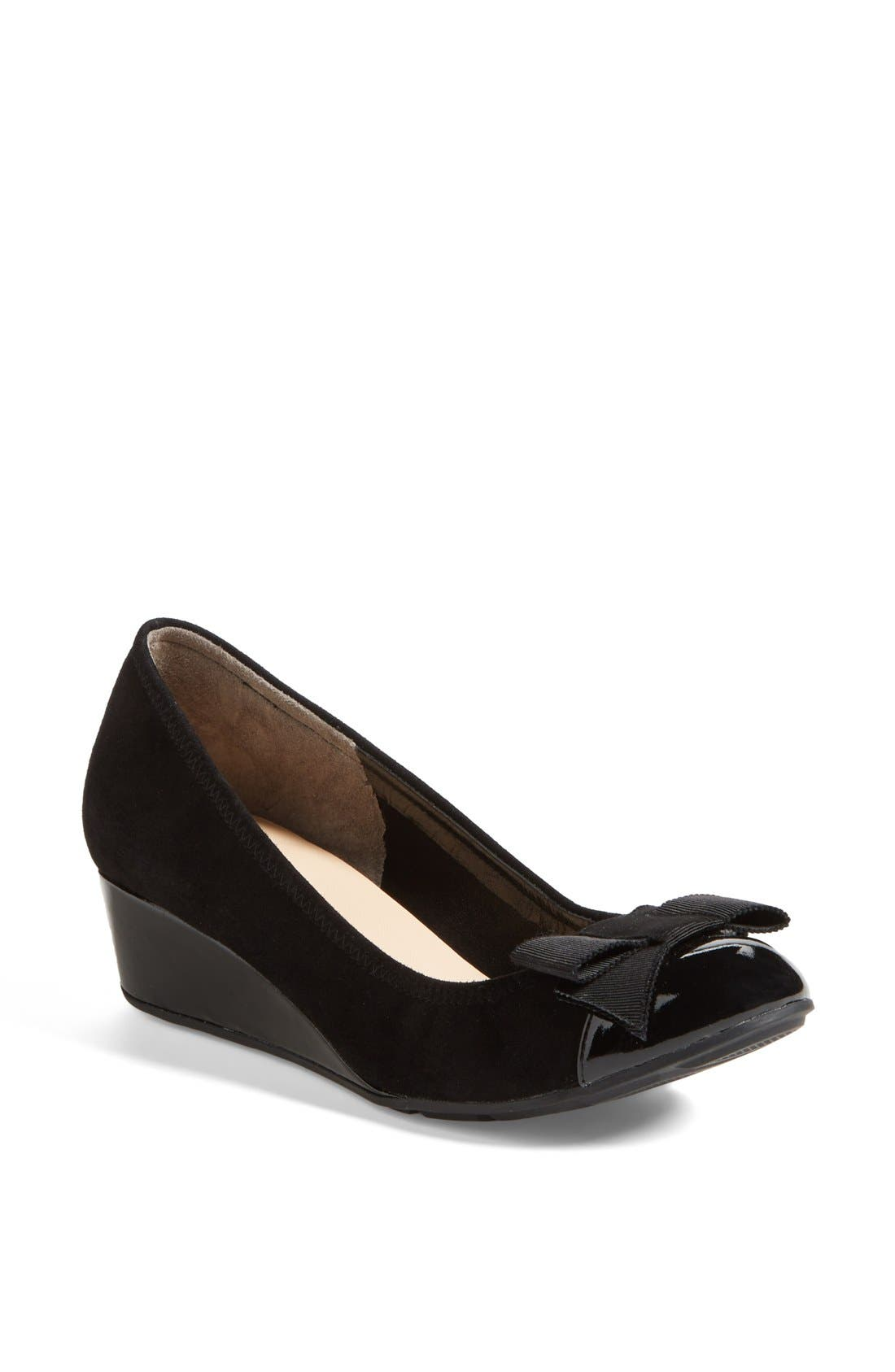 Alternate Image 1 Selected - Cole Haan 'Air Tali' Wedge Pump (Women)