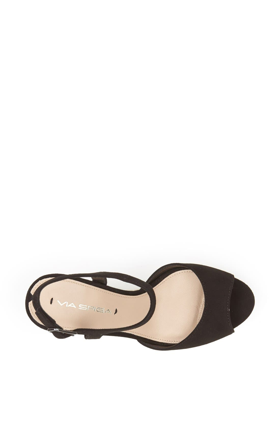Alternate Image 3  - Via Spiga 'Melia' Wedge Sandal