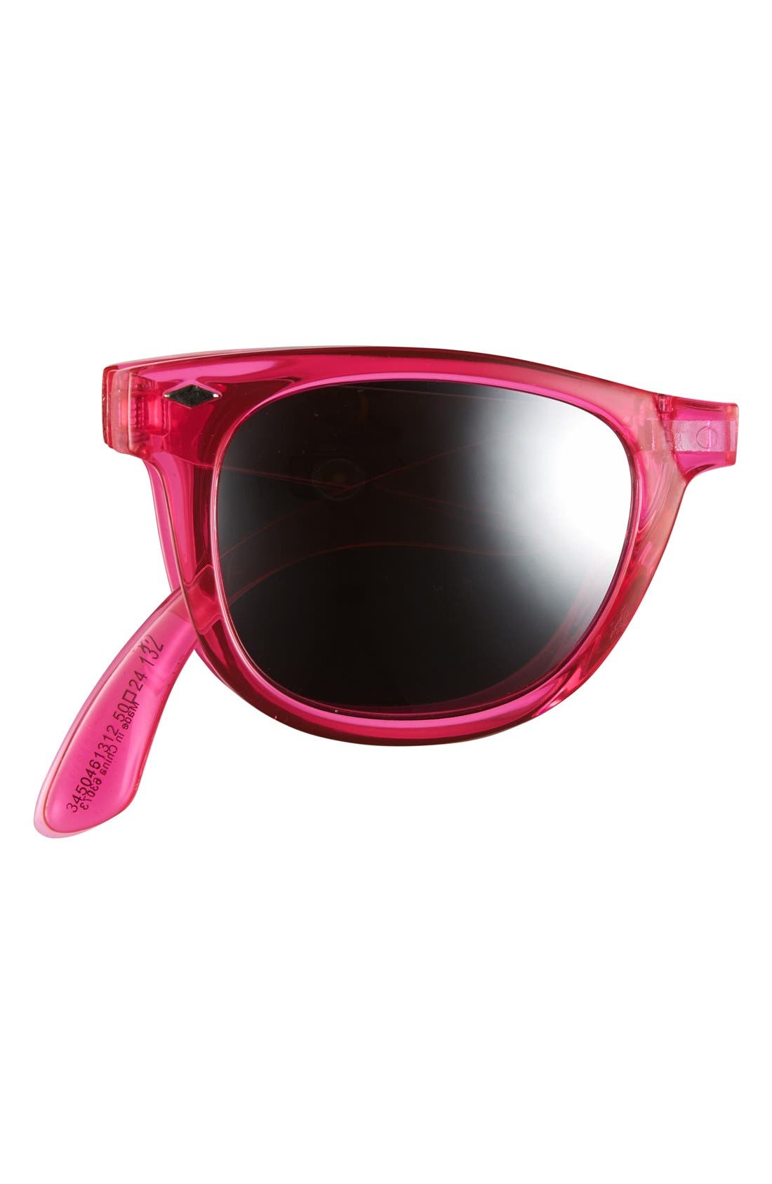 Alternate Image 2  - Outlook Eyewear 'Caliente' 50mm Foldable Sunglasses
