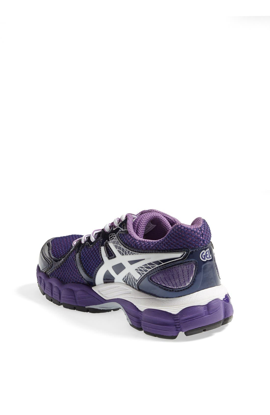 Alternate Image 2  - ASICS® 'GEL-Nimbus 16 GS' Running Shoe (Little Kid & Big Kid)