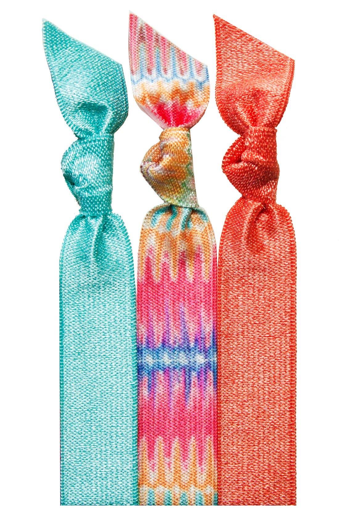 Alternate Image 1 Selected - Emi-Jay 'Desert Sun' Hair Ties (3-Pack)
