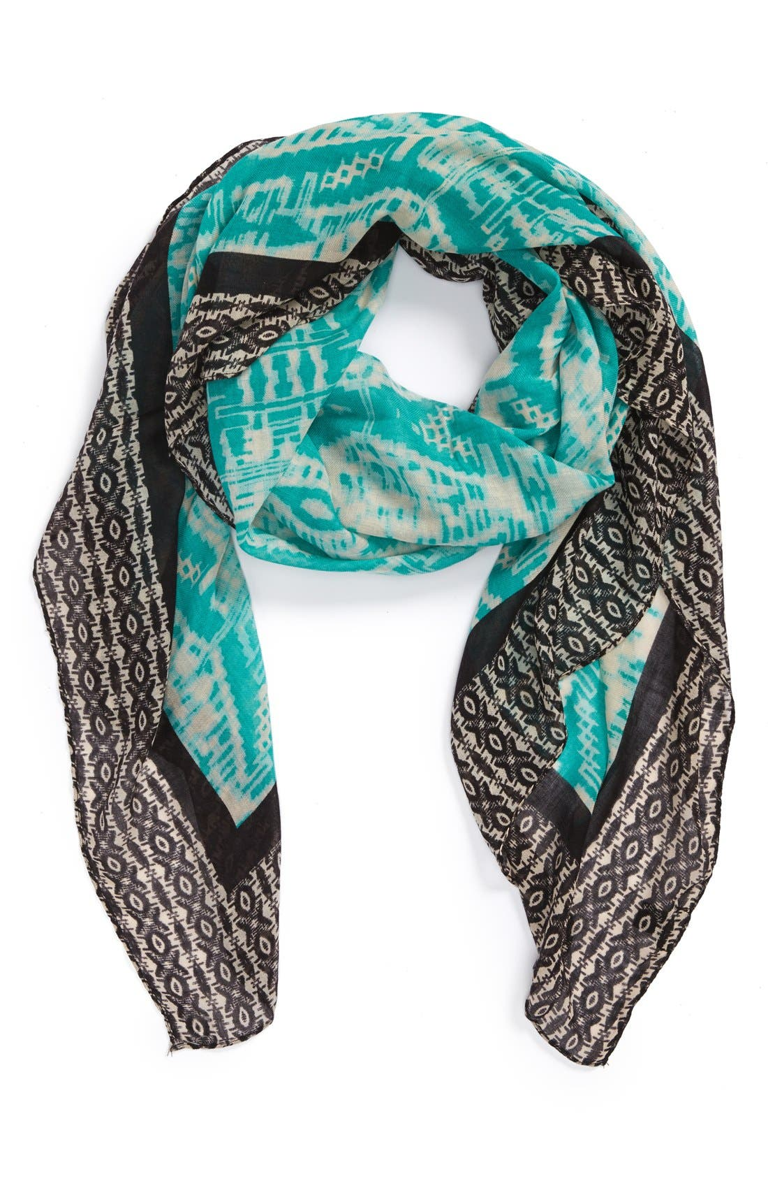 Alternate Image 1 Selected - Roffe Accessories 'World Traveler' Scarf