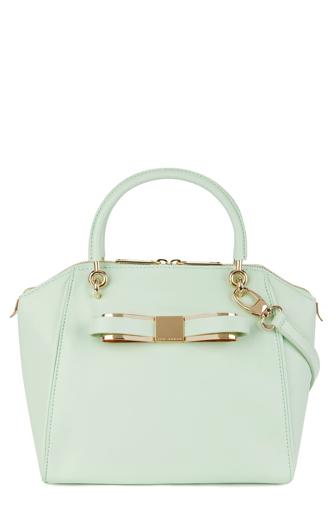 Alternate Image 1 Selected - Ted Baker London Slim Bow Tote