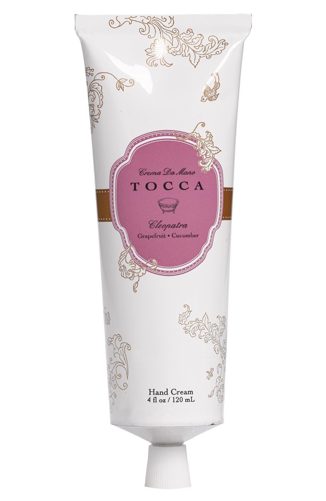 TOCCA 'Cleopatra' Hand Cream