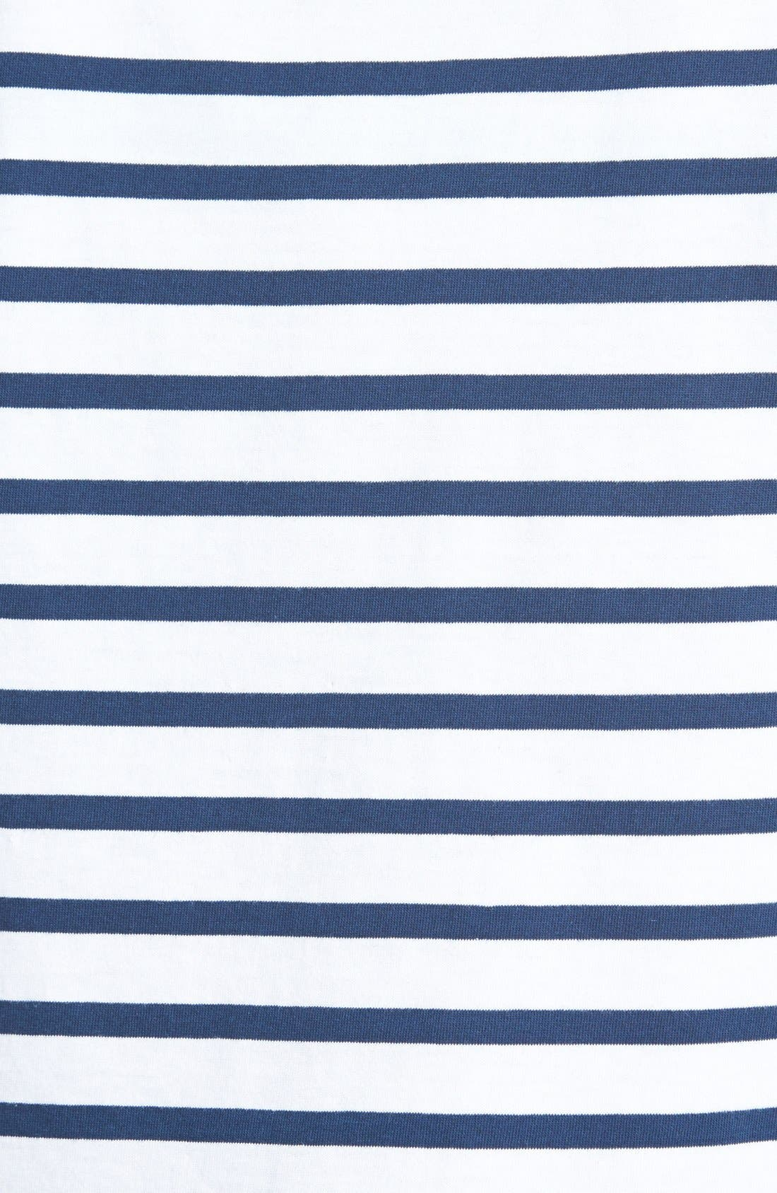 Alternate Image 3  - Milly Stripe Jersey Tee
