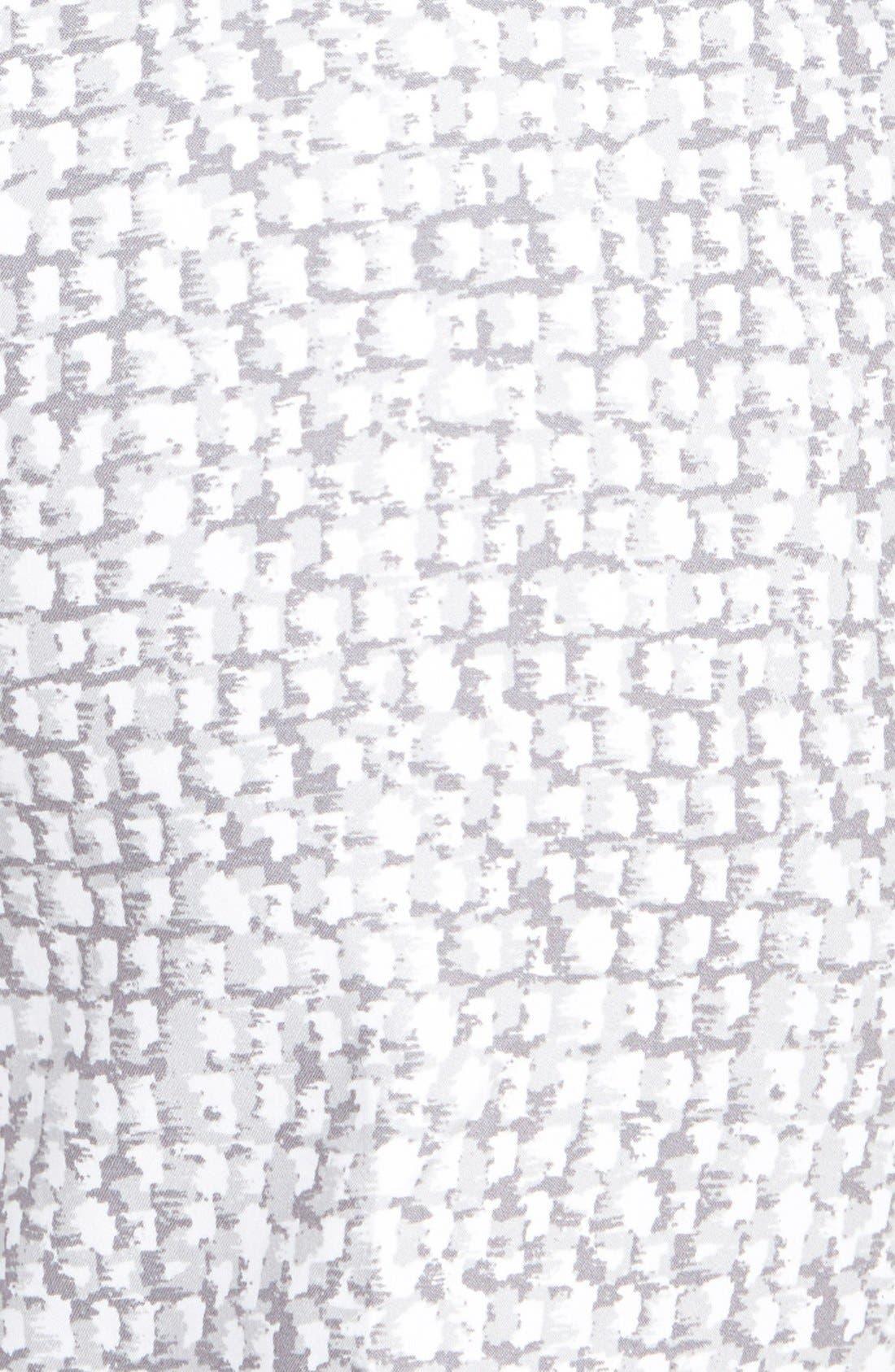Alternate Image 3  - NIC+ZOE 'Honeycomb' Straight Leg Stretch Pants