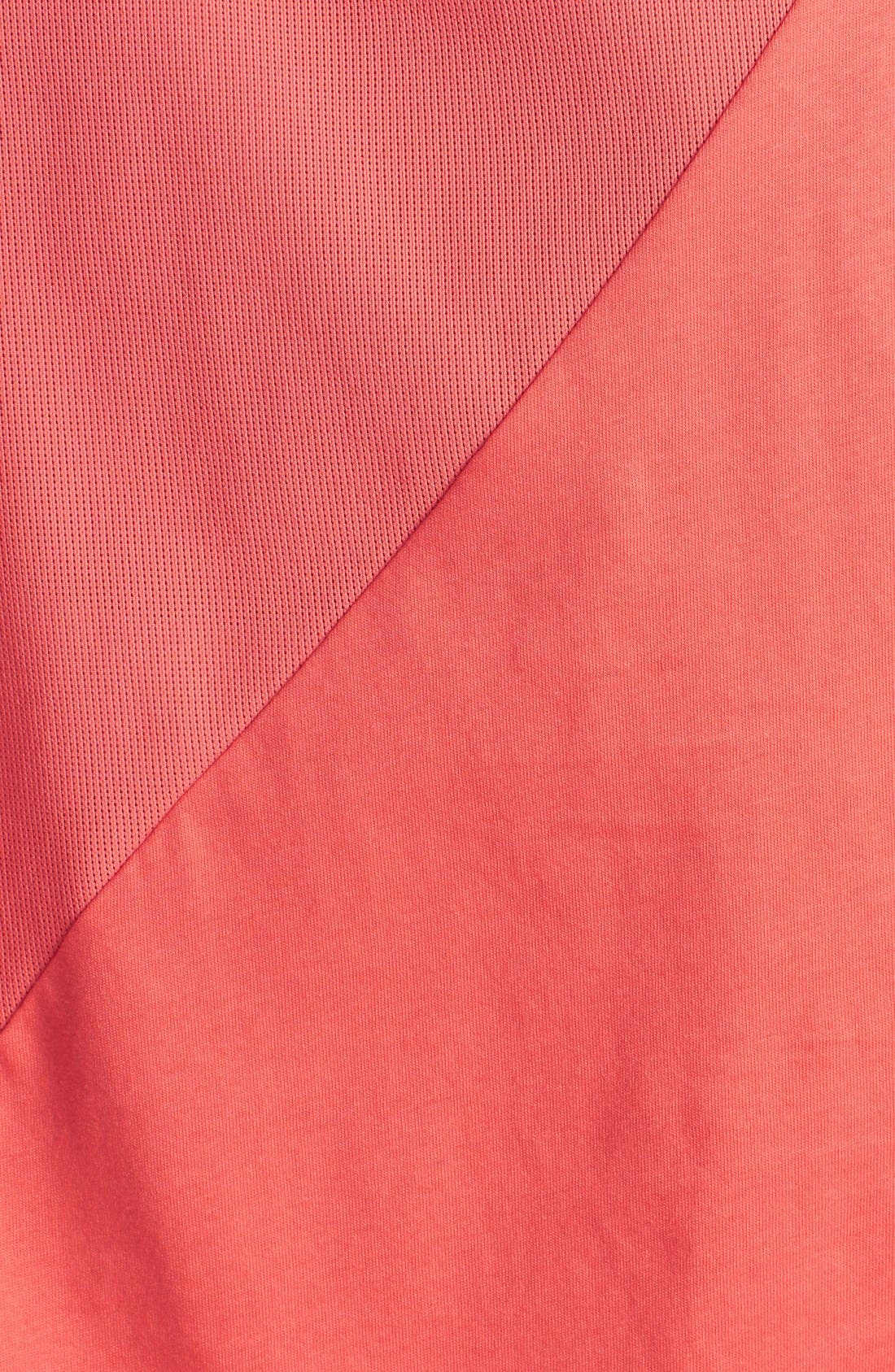 Alternate Image 3  - adidas by Stella McCartney 'Yoga Loose' High/Low Crop Tee