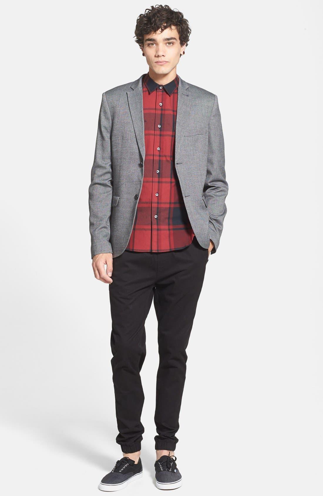 Alternate Image 4  - Topman Oxford Blazer