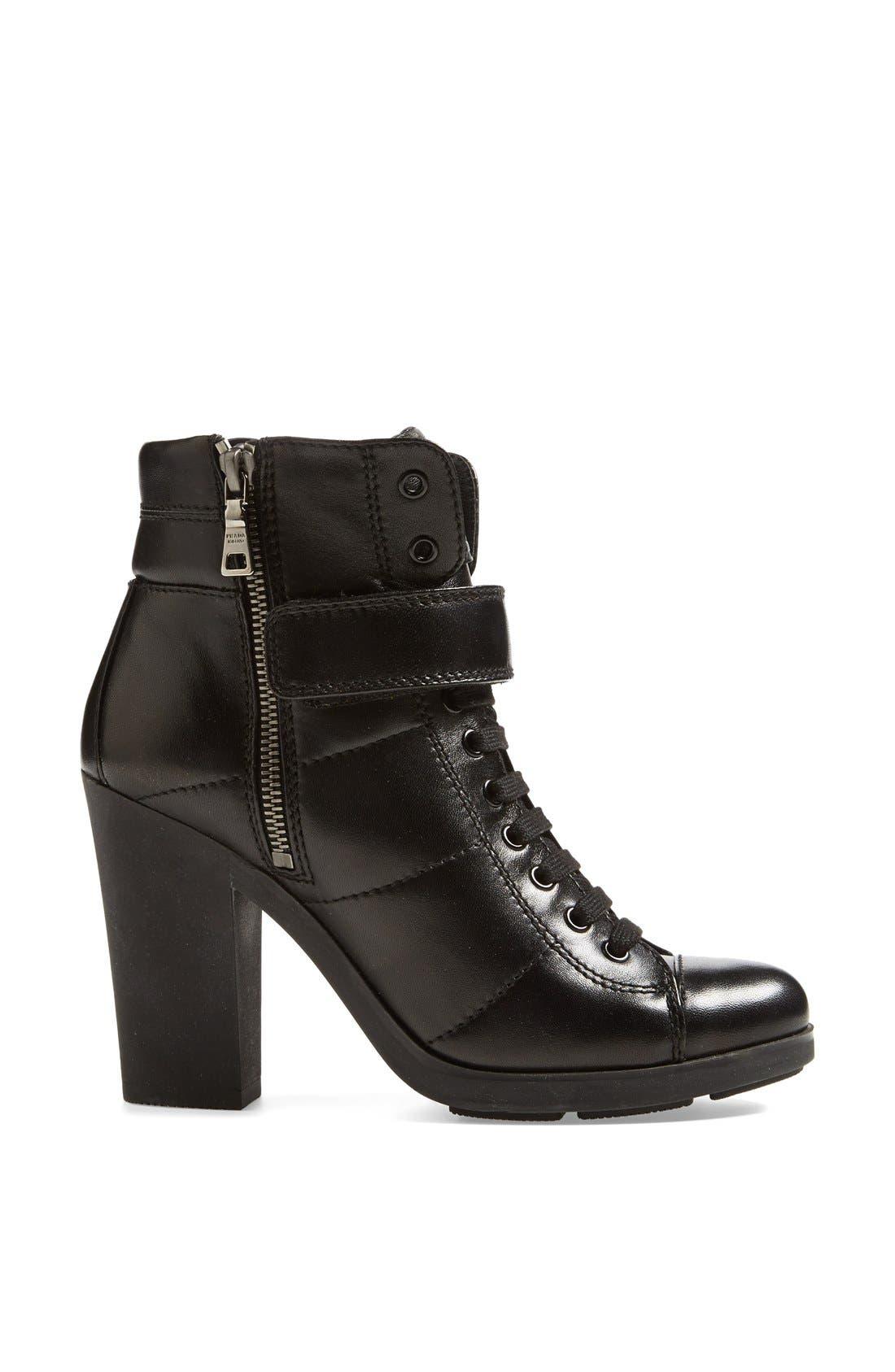 Alternate Image 4  - Prada Short Boot