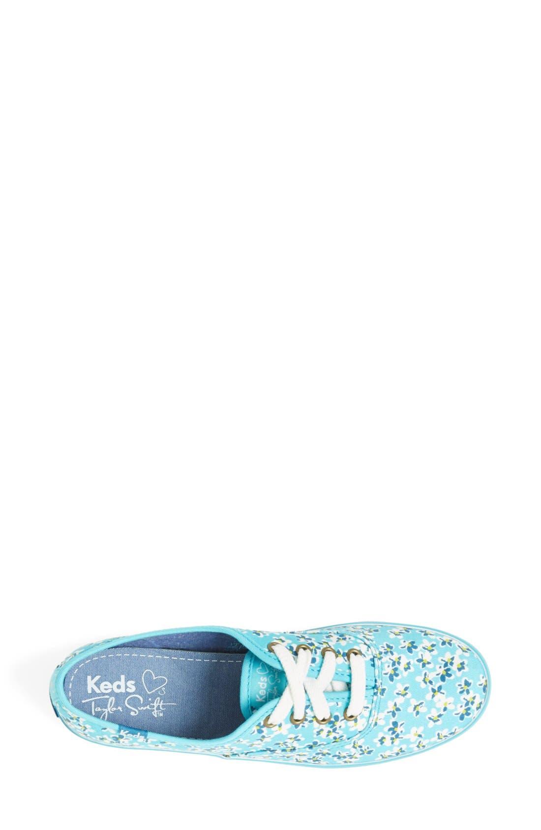 Alternate Image 3  - Keds® Taylor Swift 'Champion Sunpie Floral' Sneaker (Women)