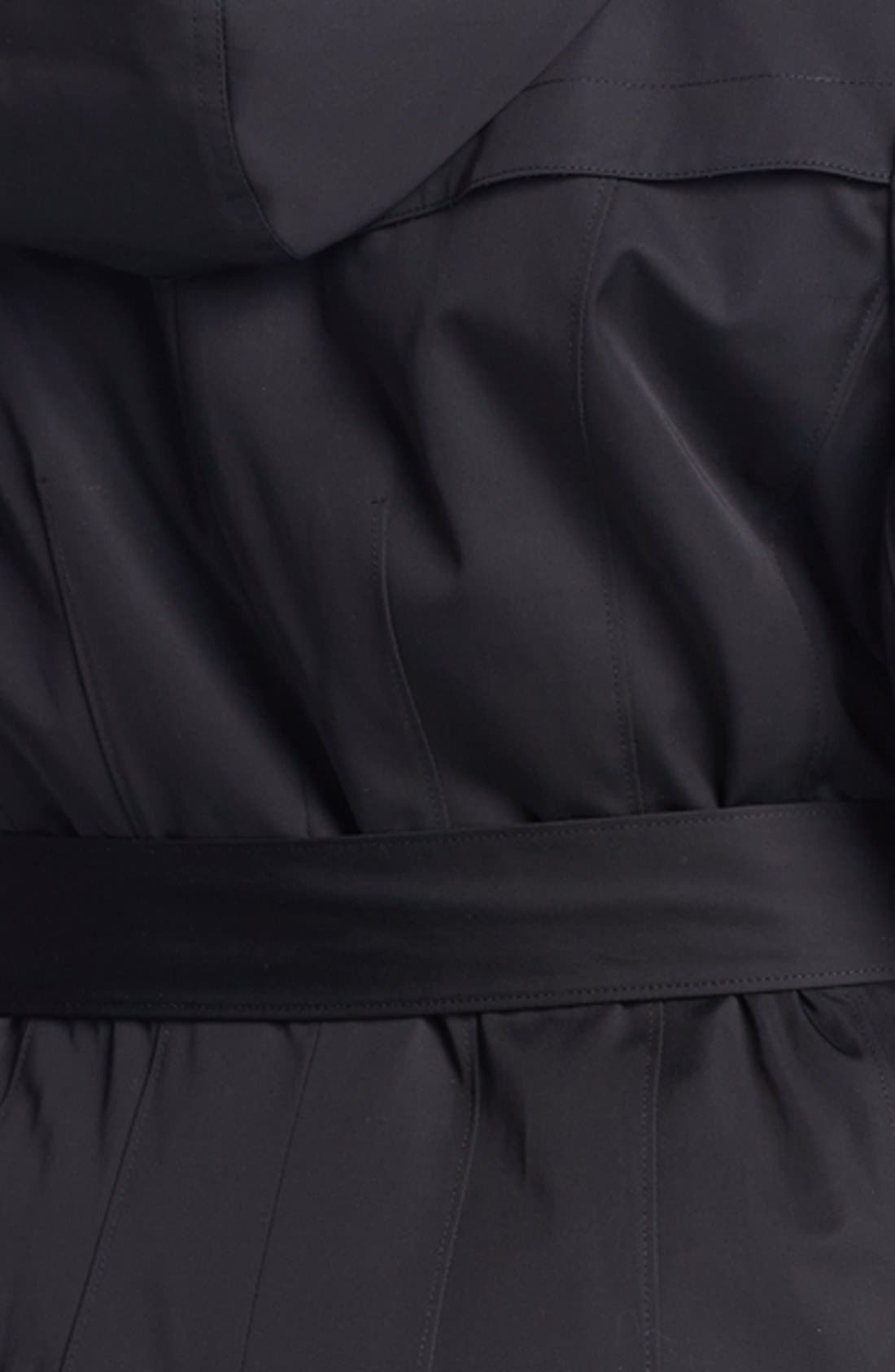 Alternate Image 3  - MICHAEL Michael Kors Belted Trench with Detachable Liner (Plus Size)