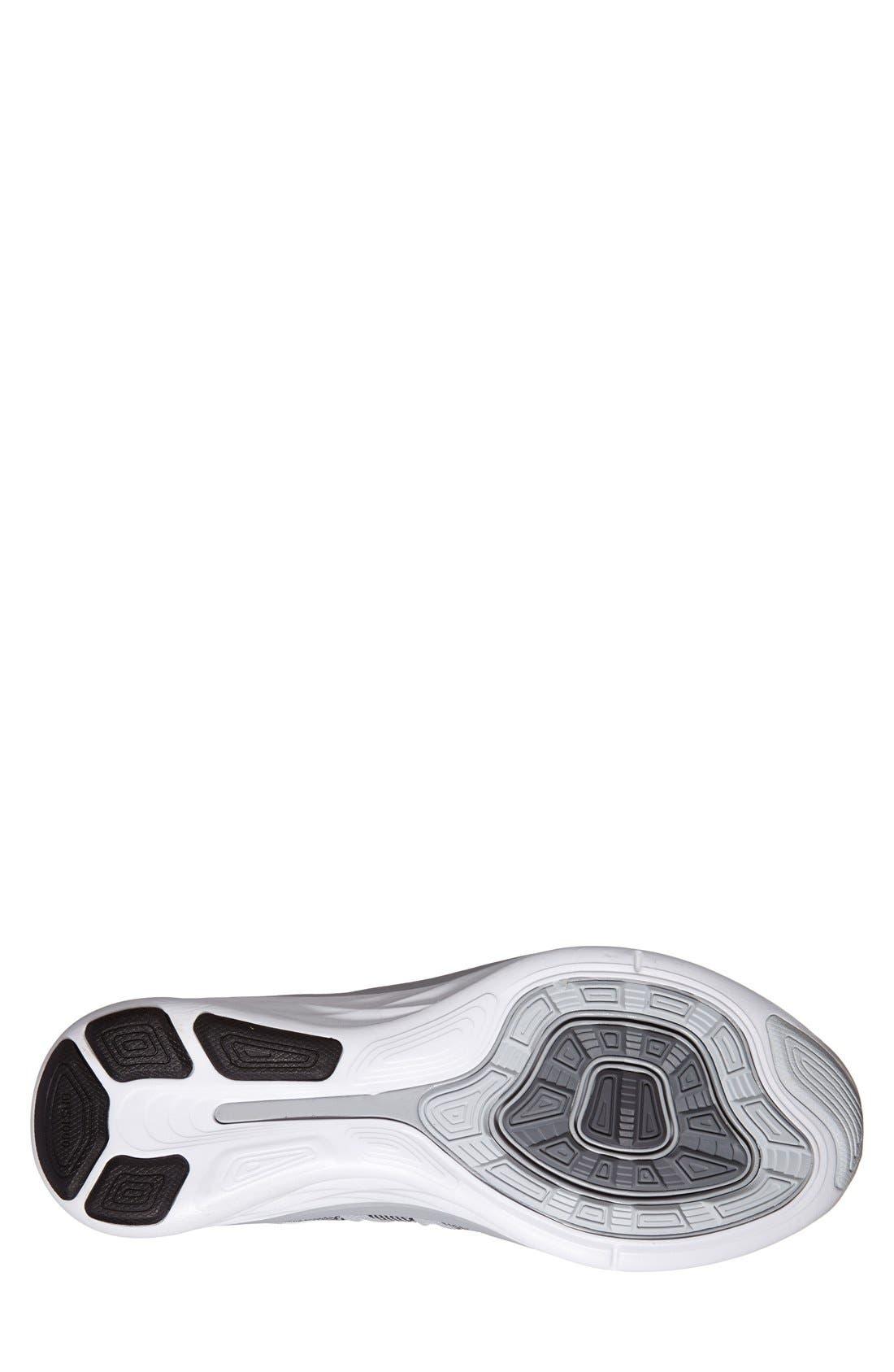 Alternate Image 3  - Nike 'Flyknit Lunar2' Running Shoe (Men)