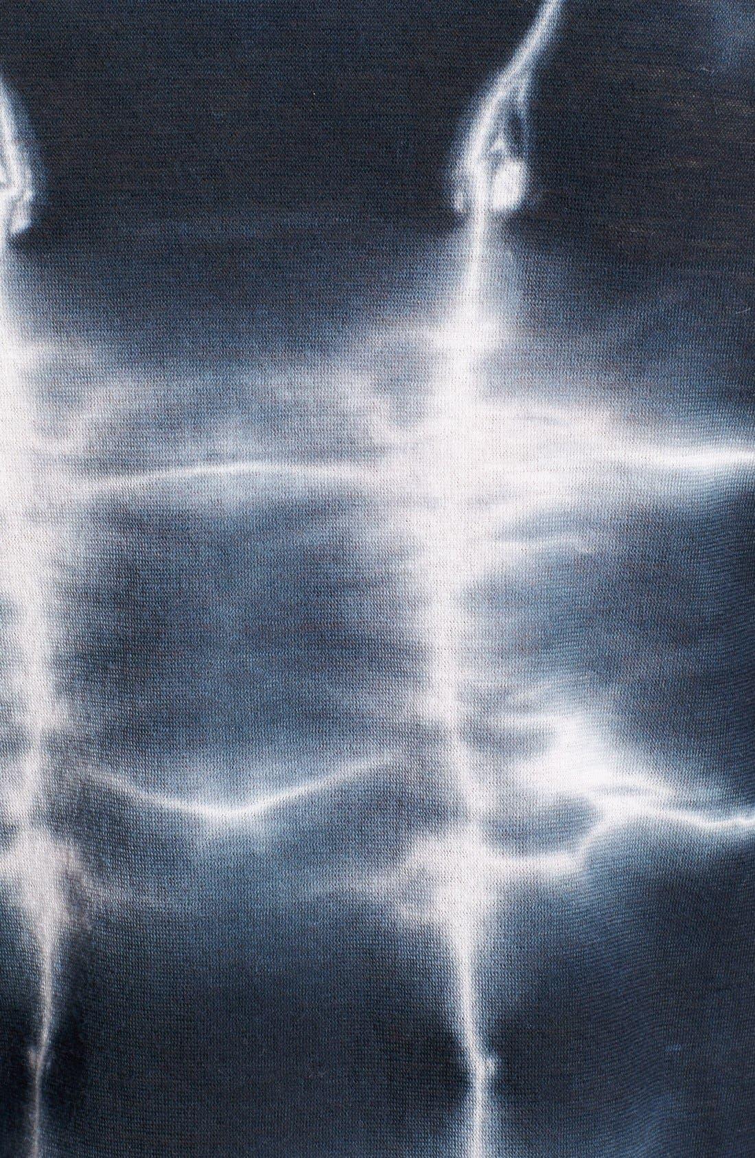 Alternate Image 4  - Whetherly 'Waverly' Long Sleeve Scoop Neck Tee