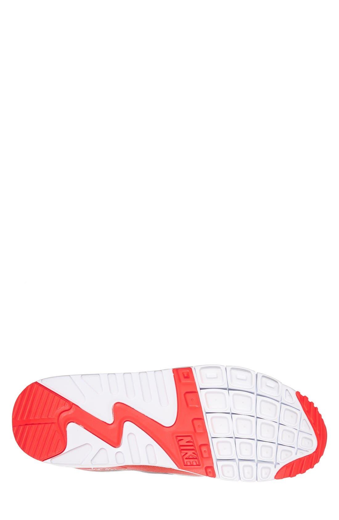 Alternate Image 4  - Nike 'Air Max 90 Breeze' Sneaker (Men)