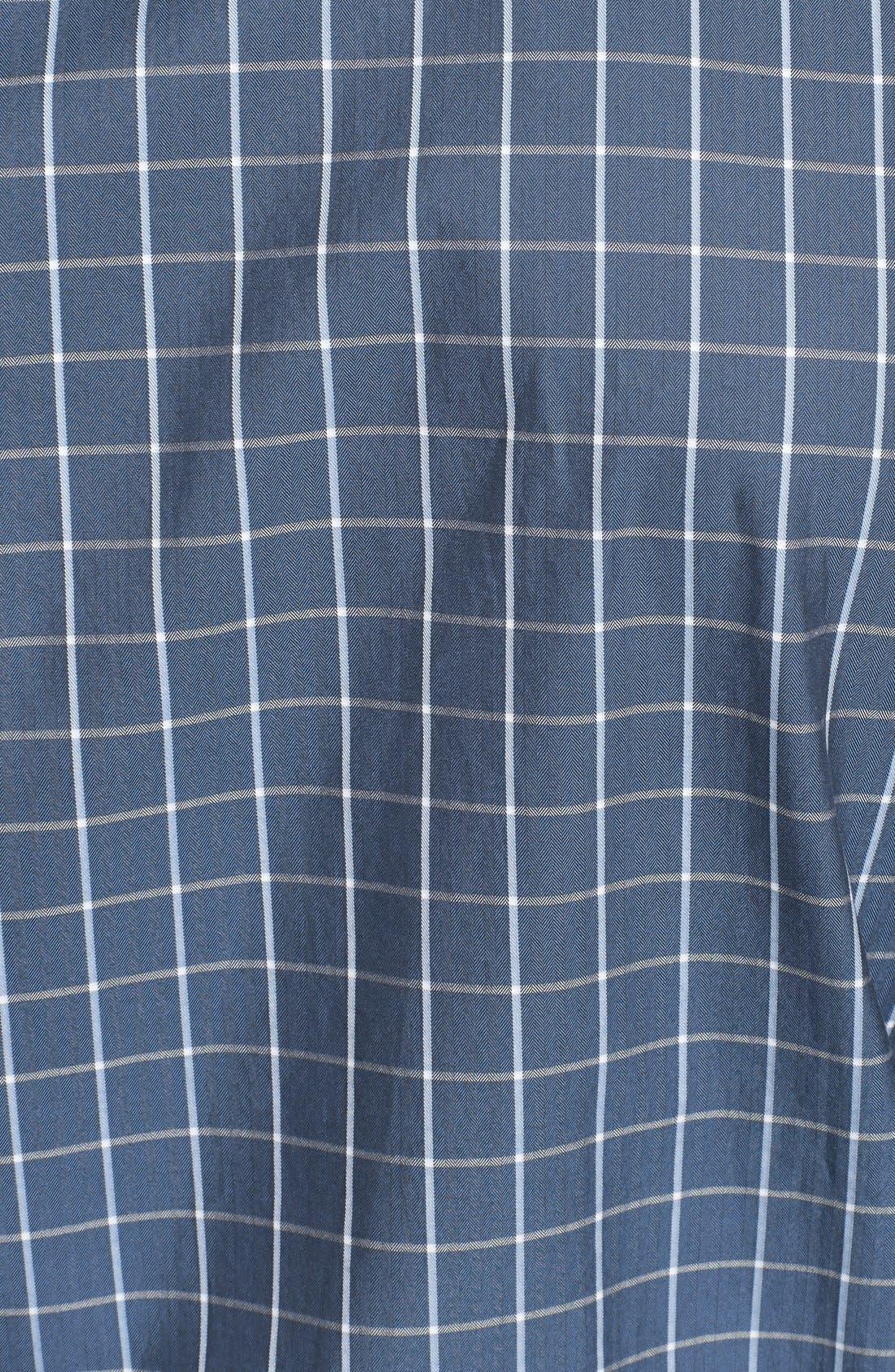 Alternate Image 3  - John W. Nordstrom® Regular Fit Supima® Cotton Sport Shirt