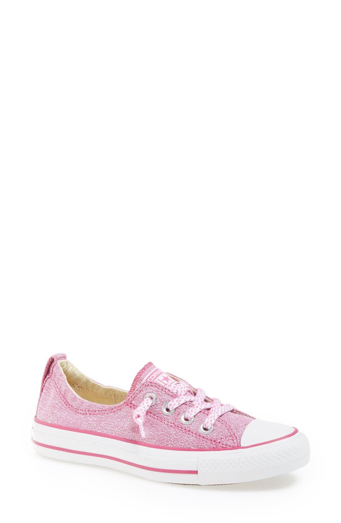 Alternate Image 1 Selected - Converse Chuck Taylor® 'Shoreline' Linen Sneaker (Women)