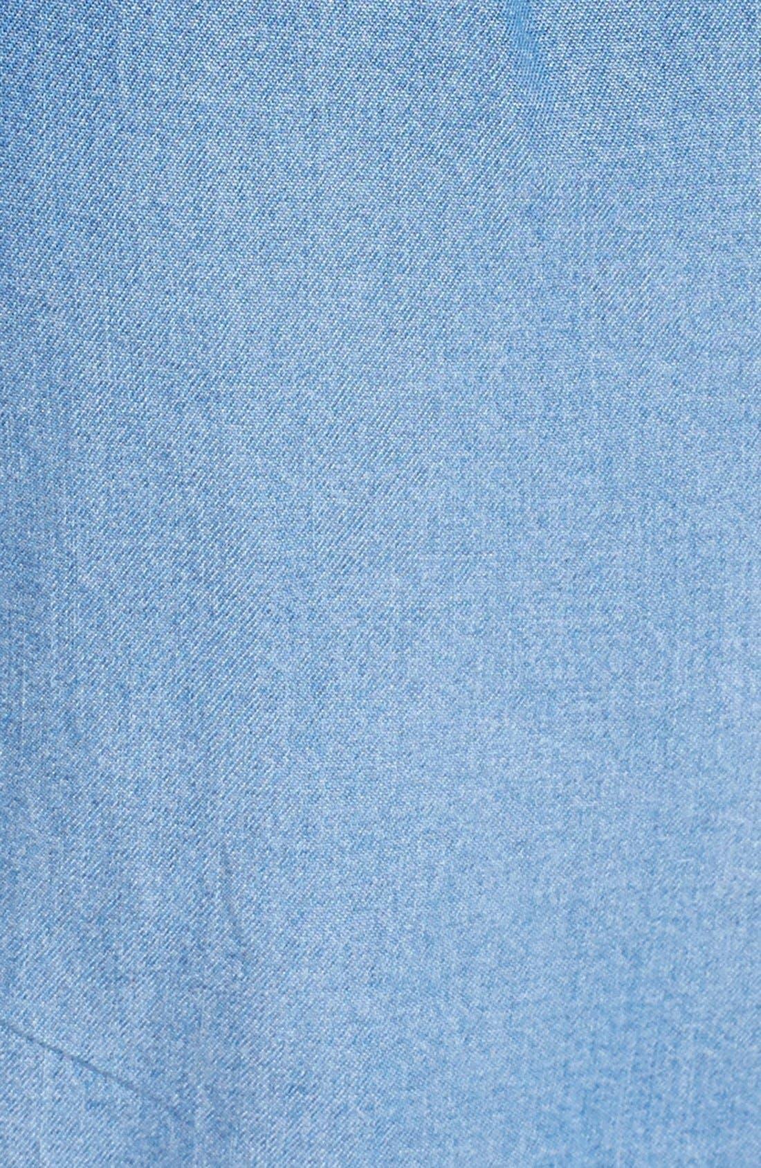 Alternate Image 3  - Splendid Indigo Dye Shorts