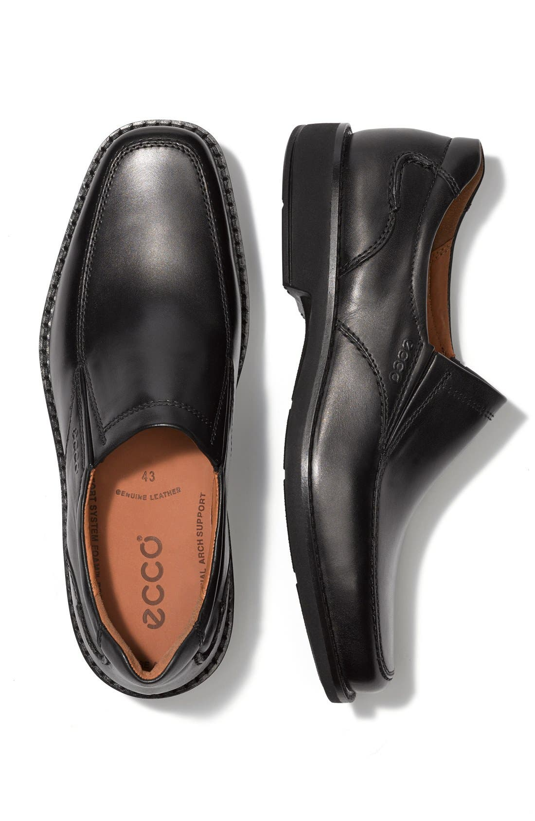 Alternate Image 5  - ECCO 'Seattle' Slip-On (Men)