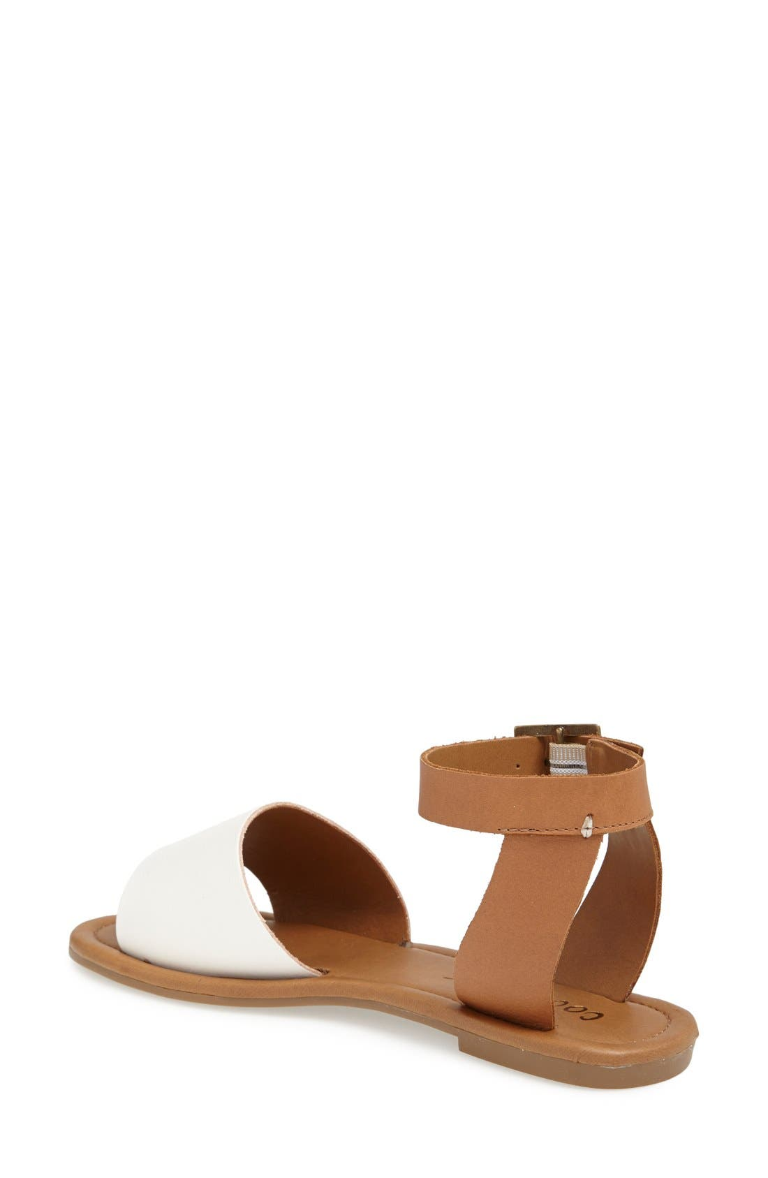 Alternate Image 2  - Coconuts by Matisse 'All About' Leather Ankle Strap Sandal