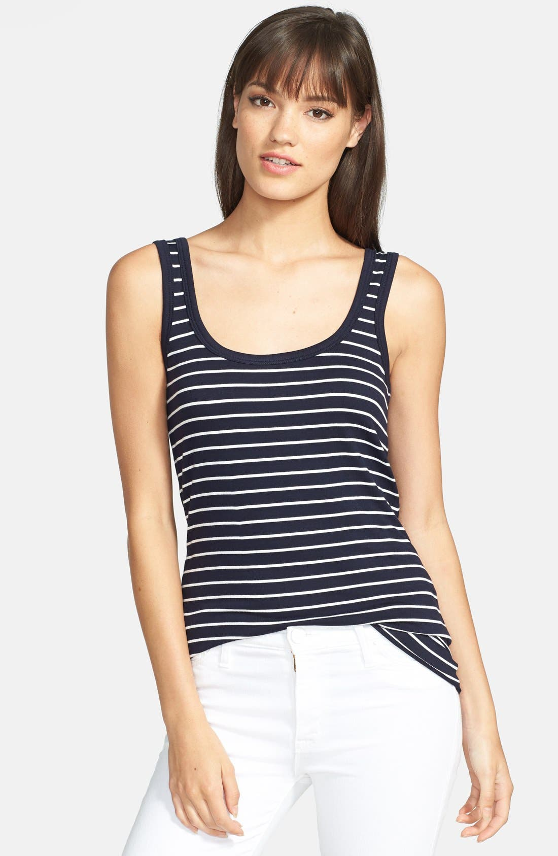 Alternate Image 1 Selected - Bailey 44 Stripe Tank