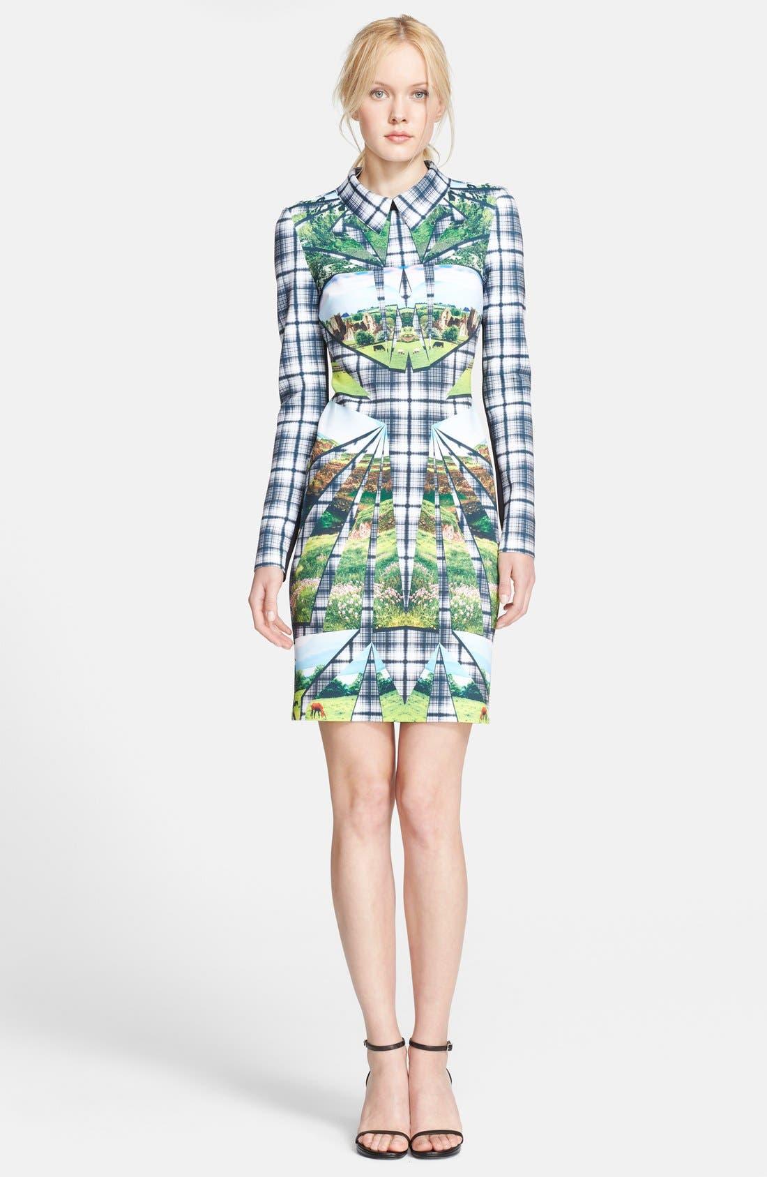 Main Image - Clover Canyon 'Emerald Isle' Dress