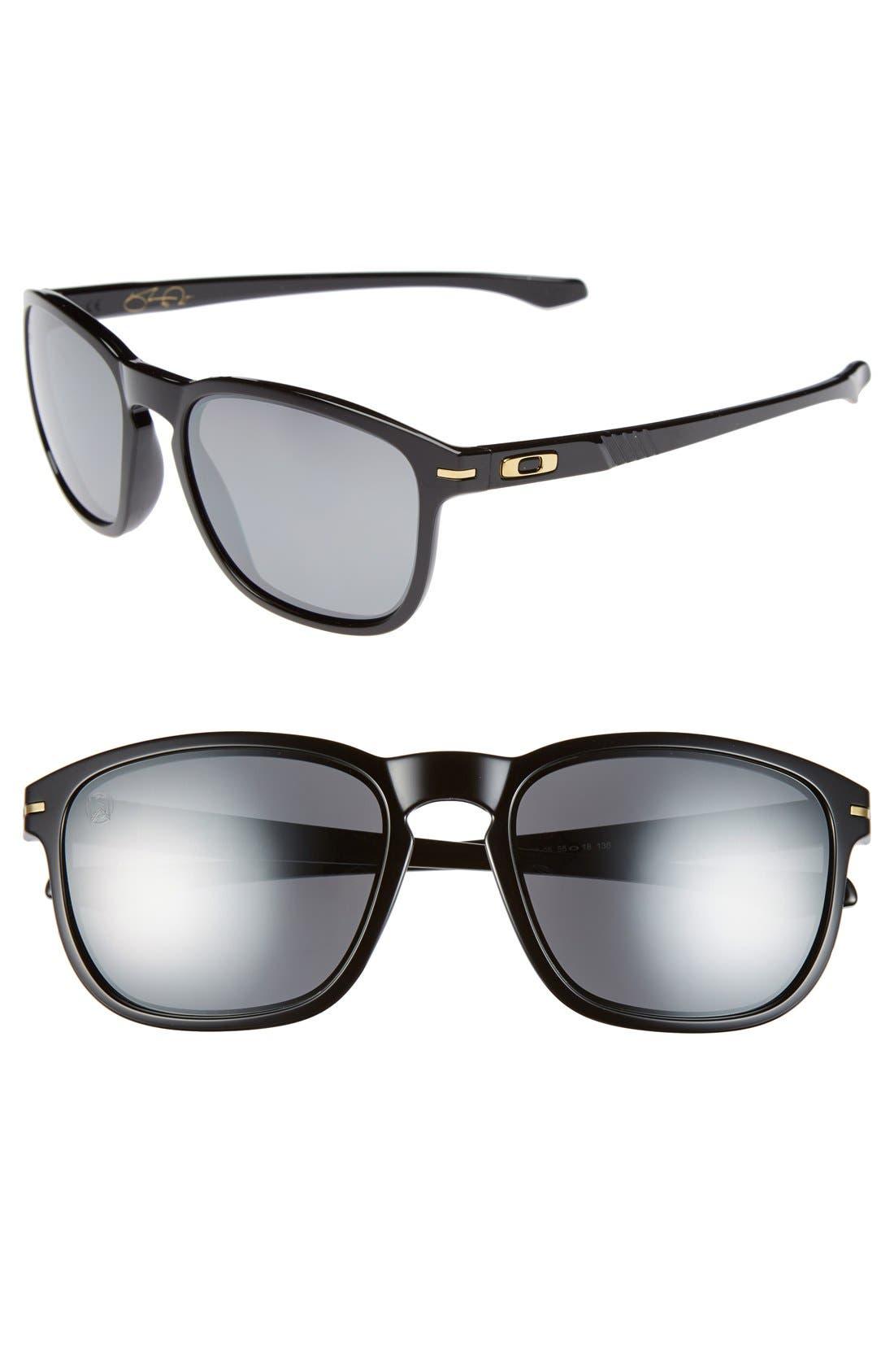 Alternate Image 1 Selected - Oakley 'Shaun White Signature Series - Enduro' 55mm Polarized Sunglasses