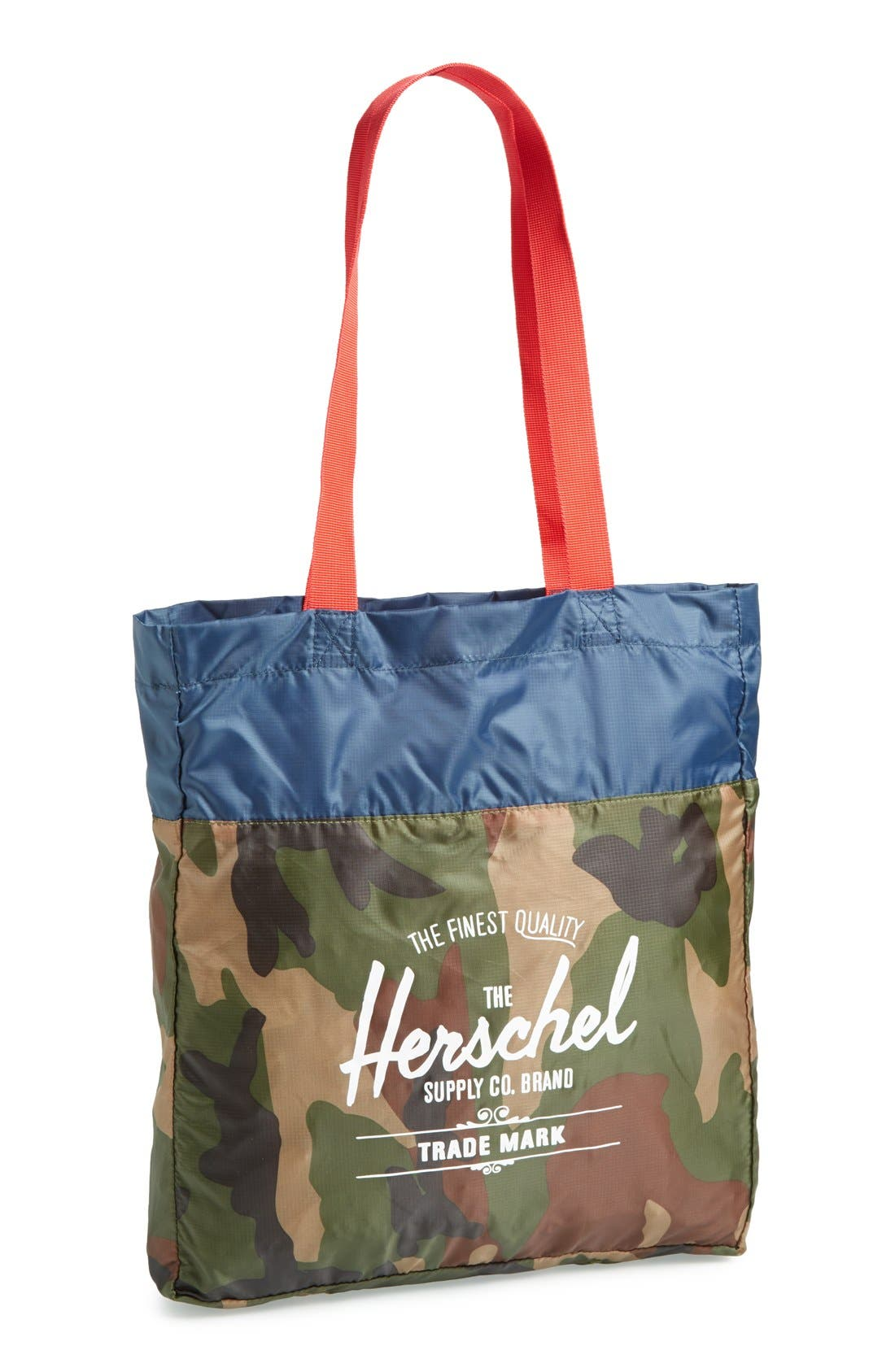 Alternate Image 1 Selected - Herschel Supply Co. Packable Travel Tote