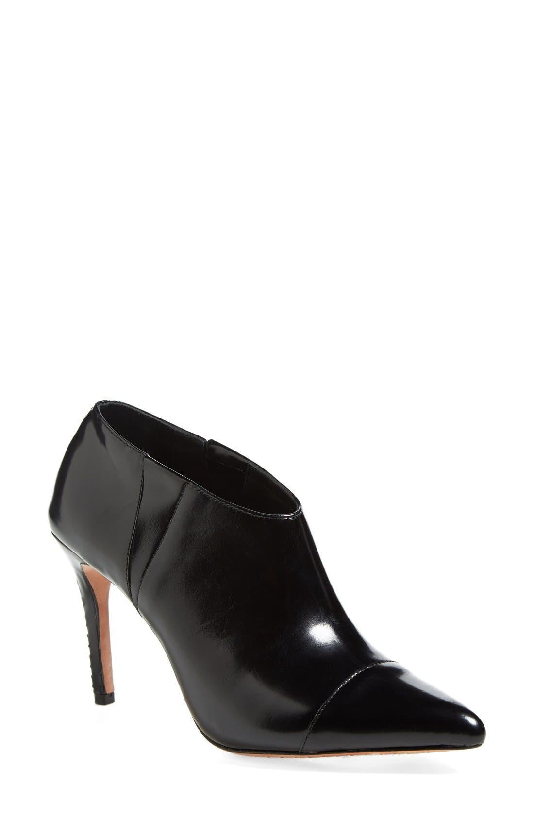 Alternate Image 1 Selected - Alice + Olivia 'Dex' Pointy Toe Bootie (Women)