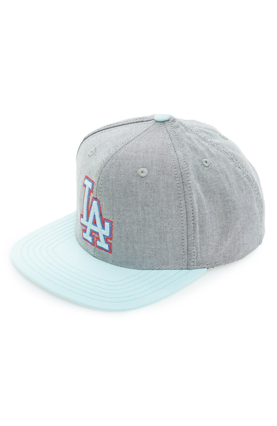 Alternate Image 1 Selected - American Needle 'Los Angeles Dodgers - South Beach' Baseball Cap