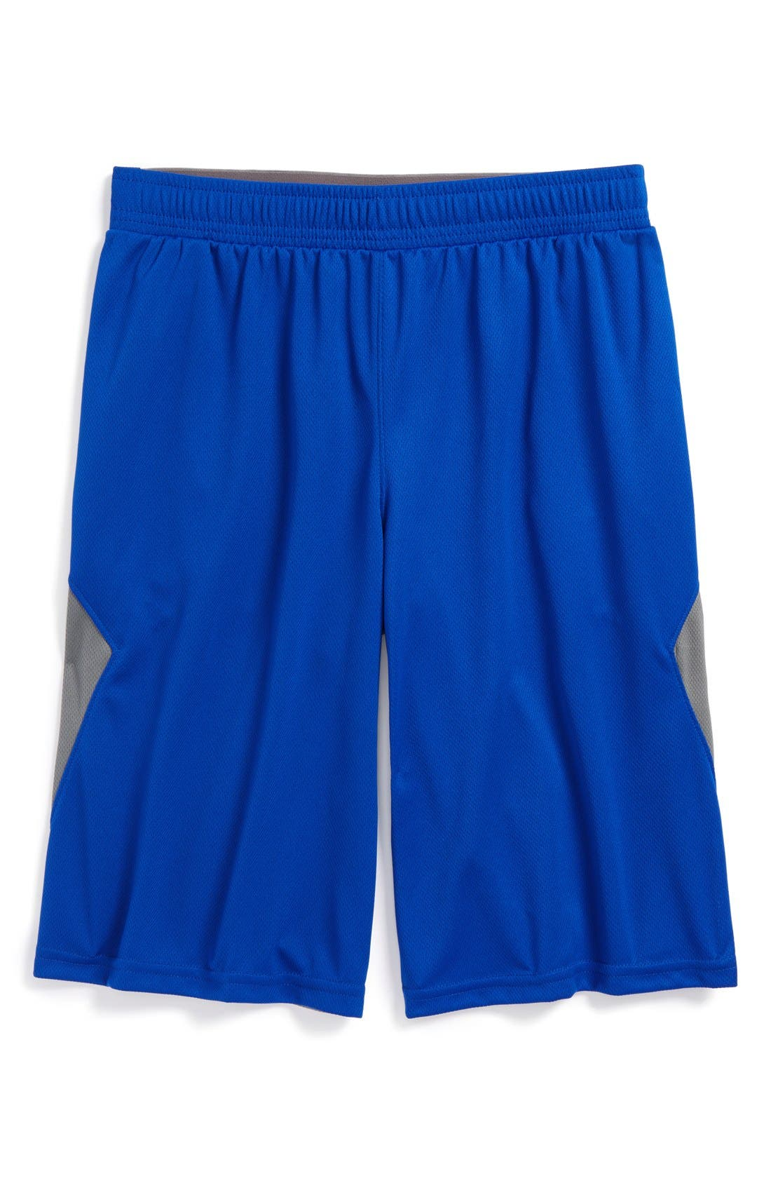 Main Image - Under Armour 'From Downtown' HeatGear® Shorts (Big Boys)