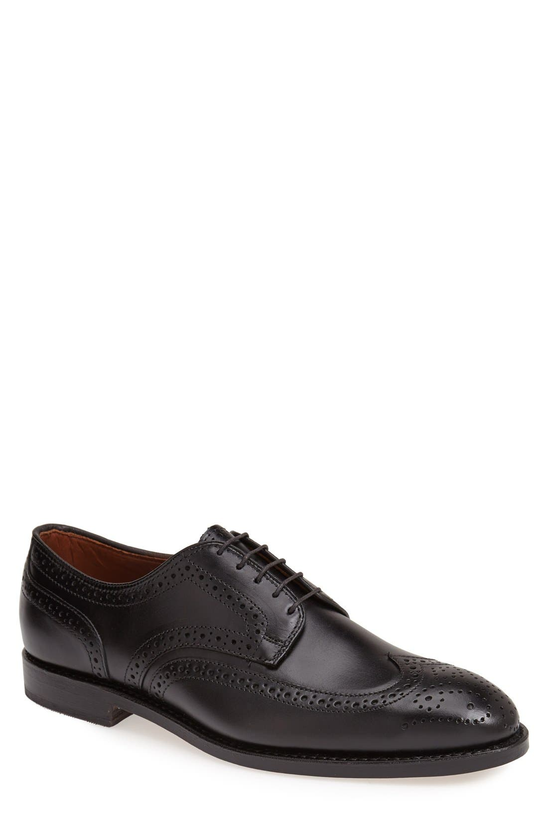 Alternate Image 1 Selected - Allen Edmonds 'Players' Wingtip (Men)