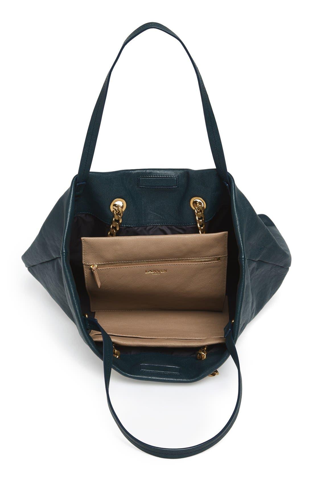 Alternate Image 3  - Lanvin 'Medium Carry Me' Leather Tote