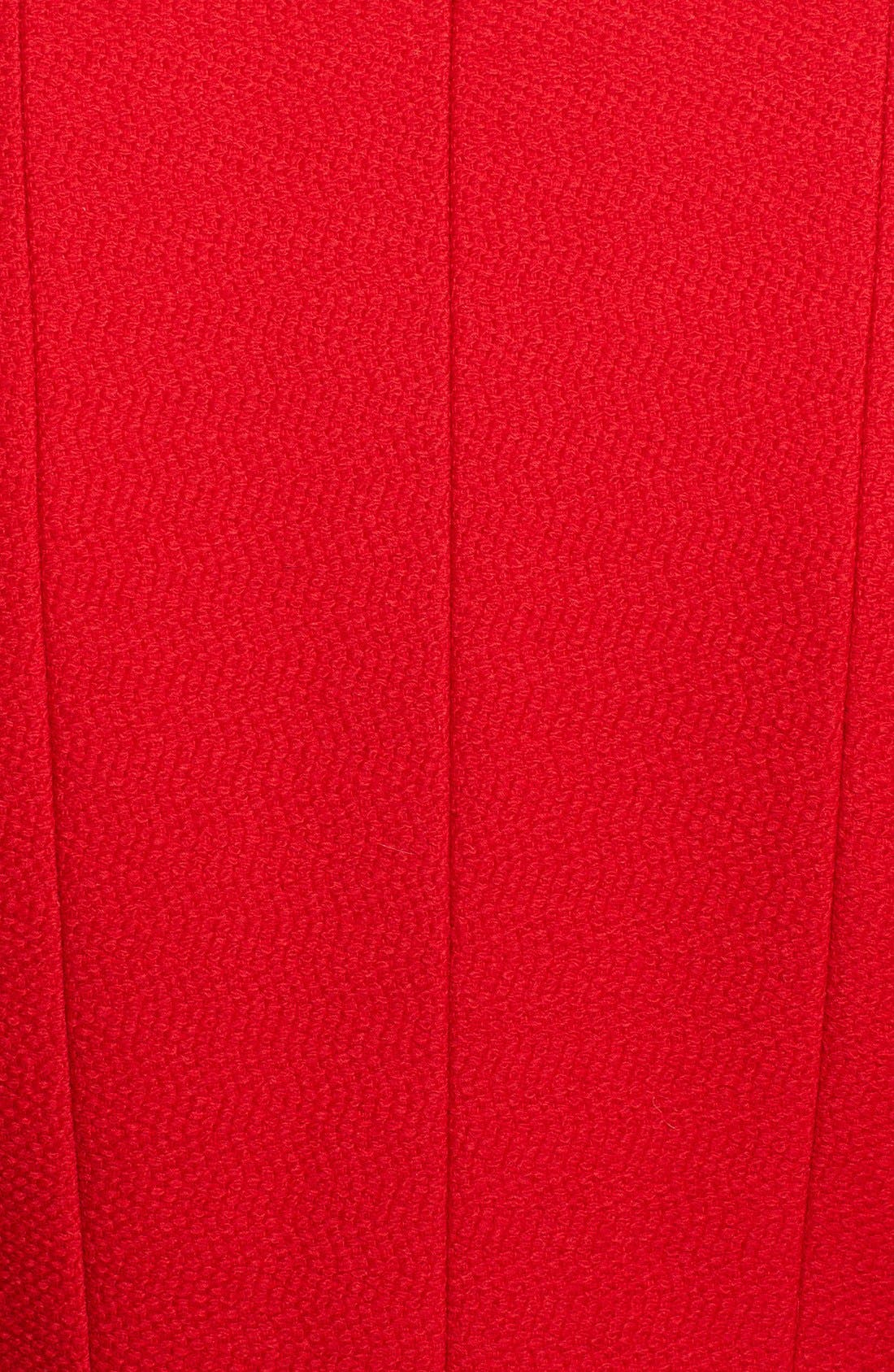 Alternate Image 4  - Armani Collezioni Double Breasted Jacquard Jacket
