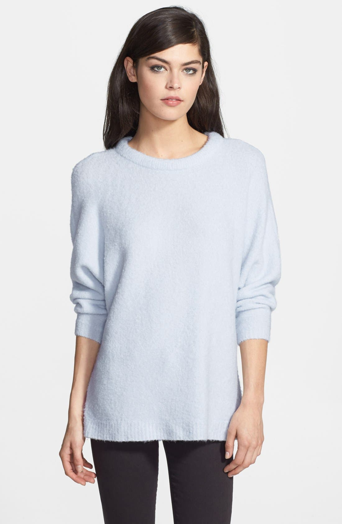 Alternate Image 1 Selected - Chelsea28 Dolman Sleeve Brushed Sweater