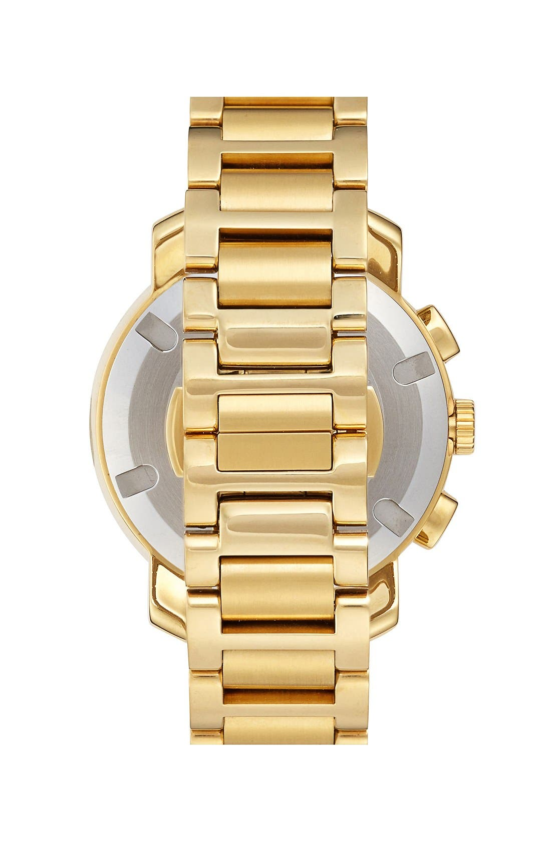 Alternate Image 2  - Movado 'Bold' Round Multifunction Bracelet Watch, 40mm
