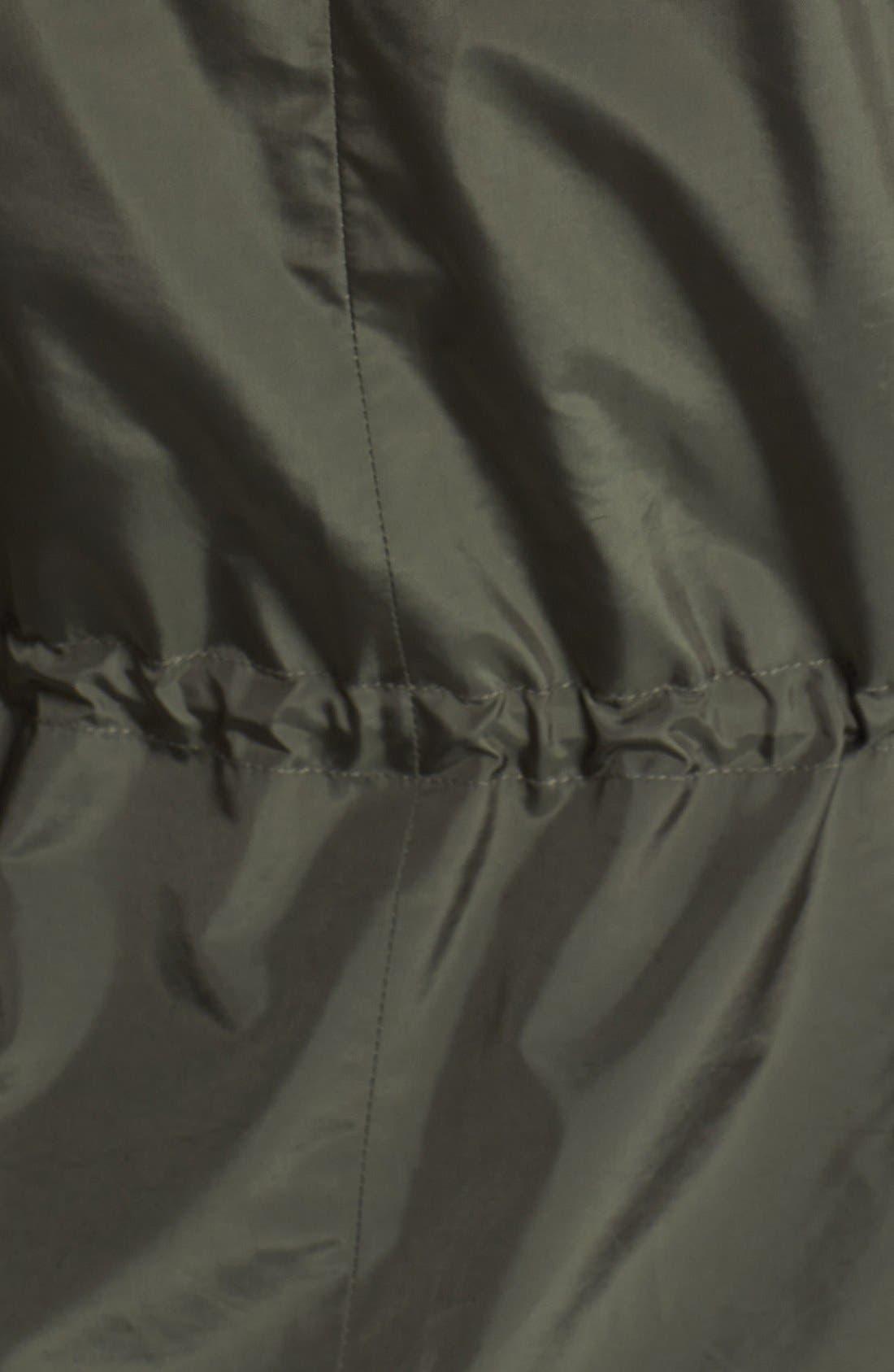 Alternate Image 4  - MICHAEL Michael Kors Double Breasted Anorak with Detachable Bib & Hood (Regular & Petite)